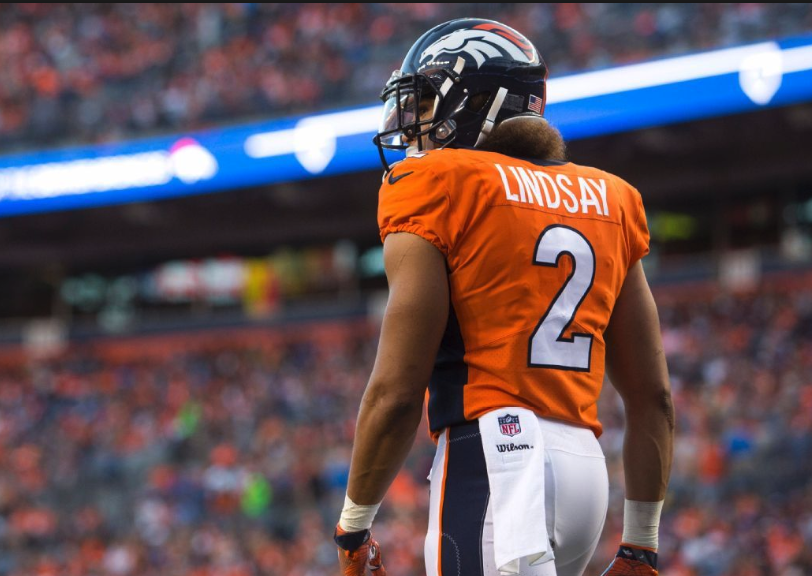 Broncos RB Phillip Lindsay punches Ravens player, gets ejected (Video)