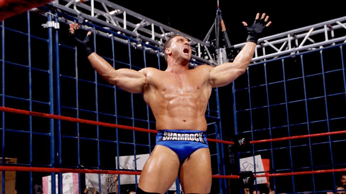 Ken Shamrock Interested In WWE Return For The World Championship
