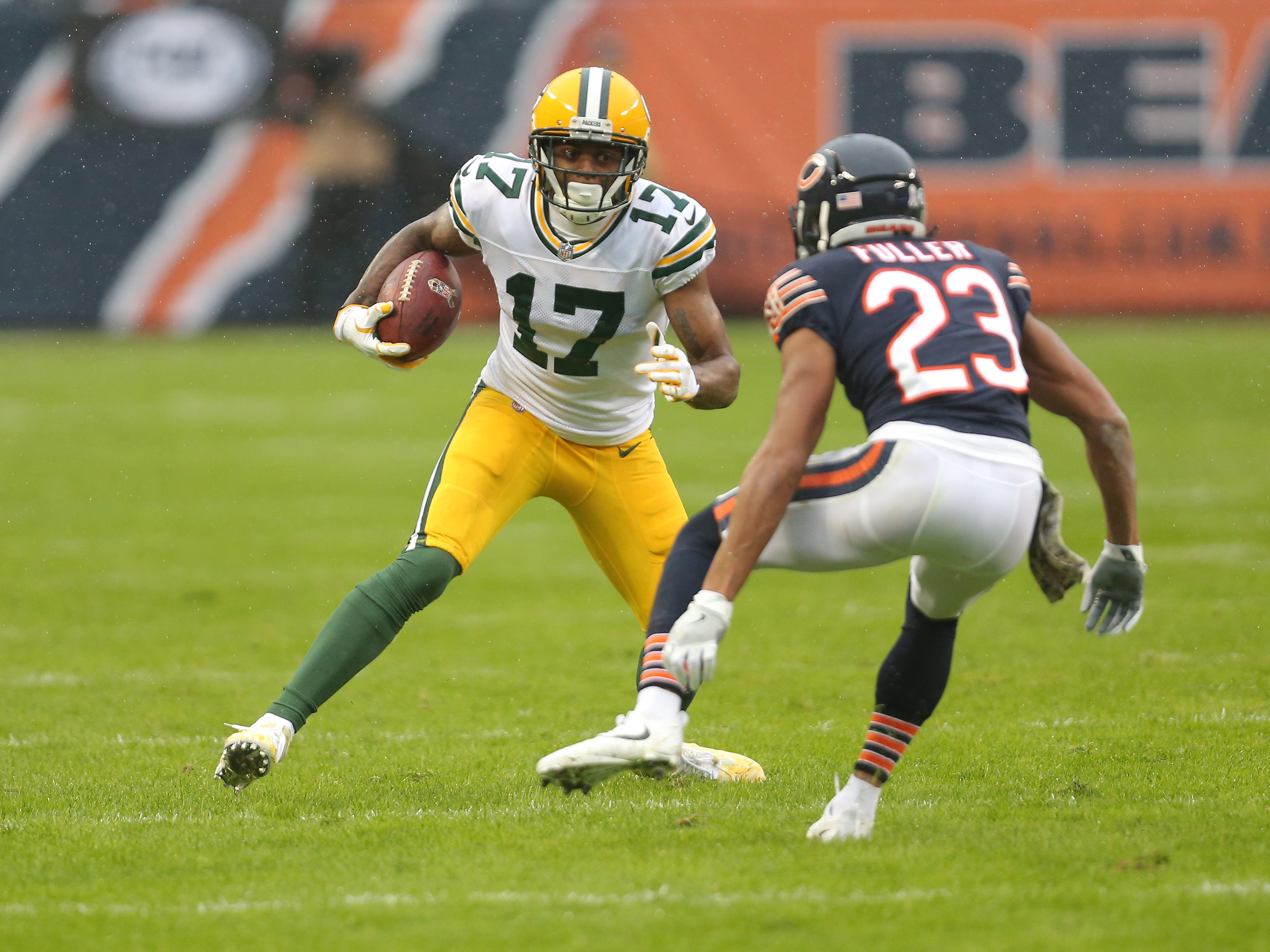 Breaking Down Five Key Matchups For Packers vs Bears