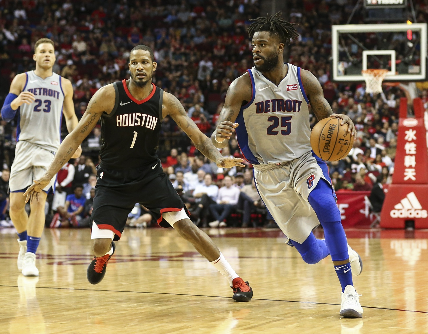 Detroit Pistons: Reggie Bullock is the X-Factor