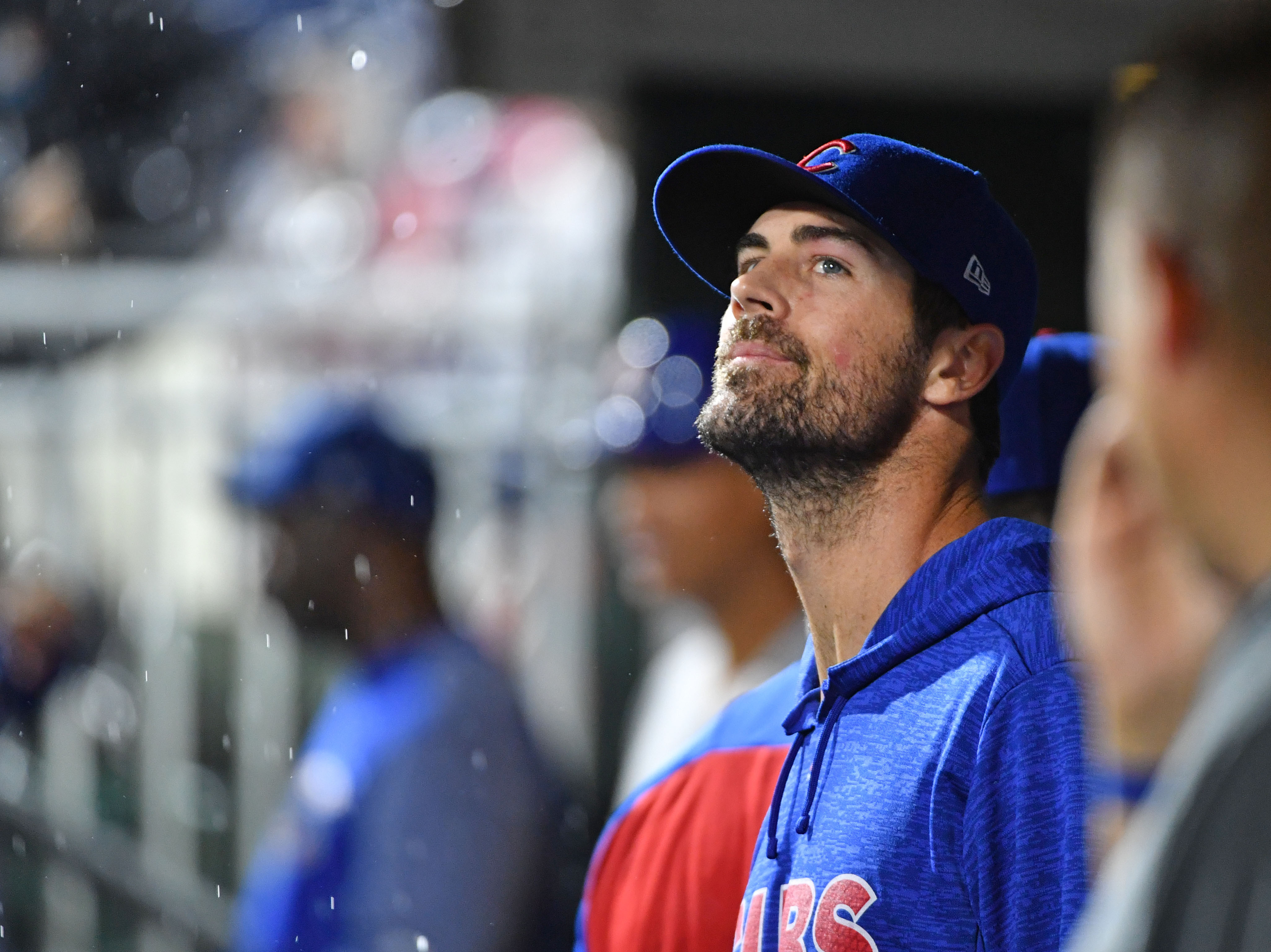 Cole Hamels takes a shot at Brewers fans over perceived rivalry