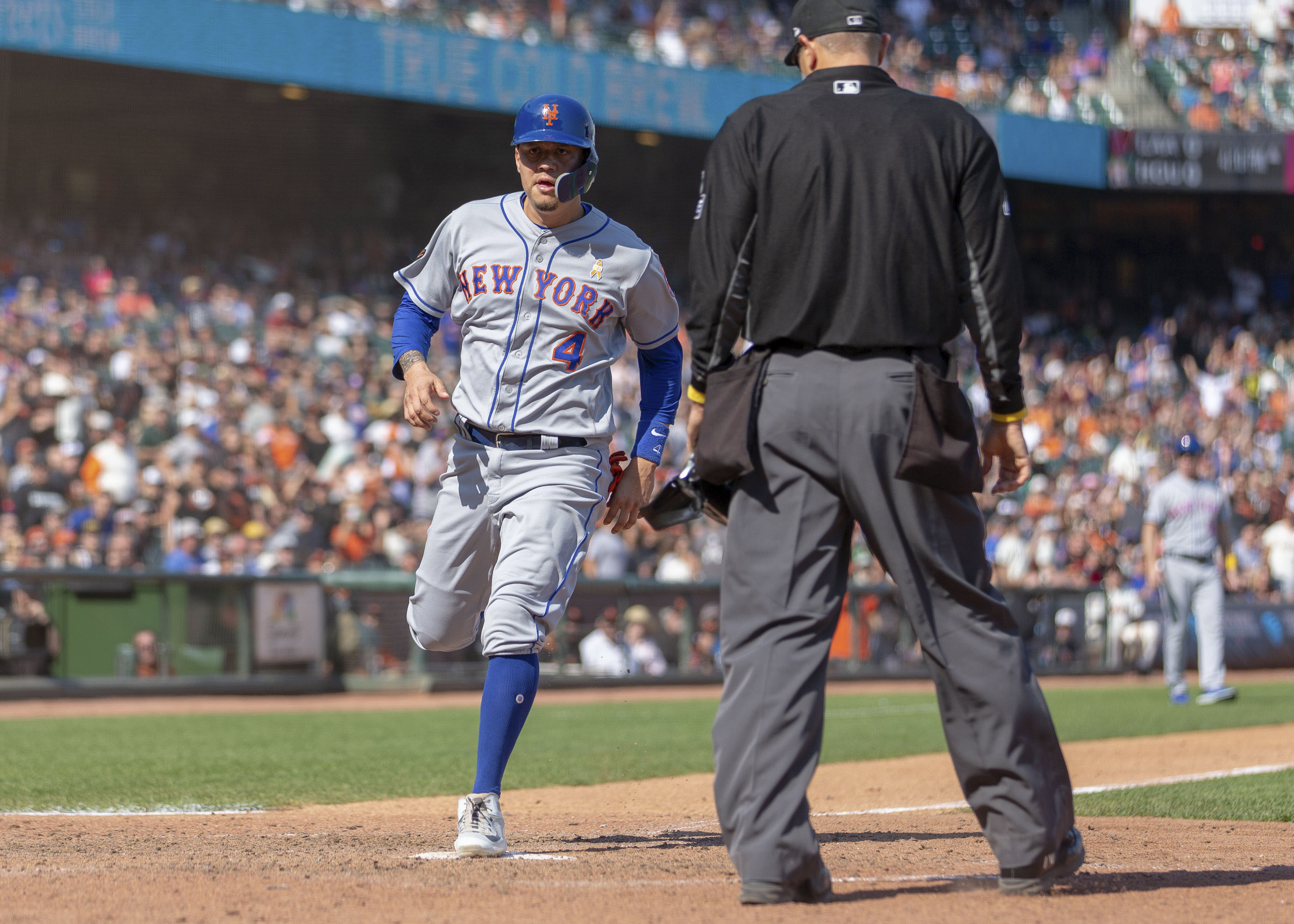9/2/18 Game Preview: New York Mets at San Francisco Giants