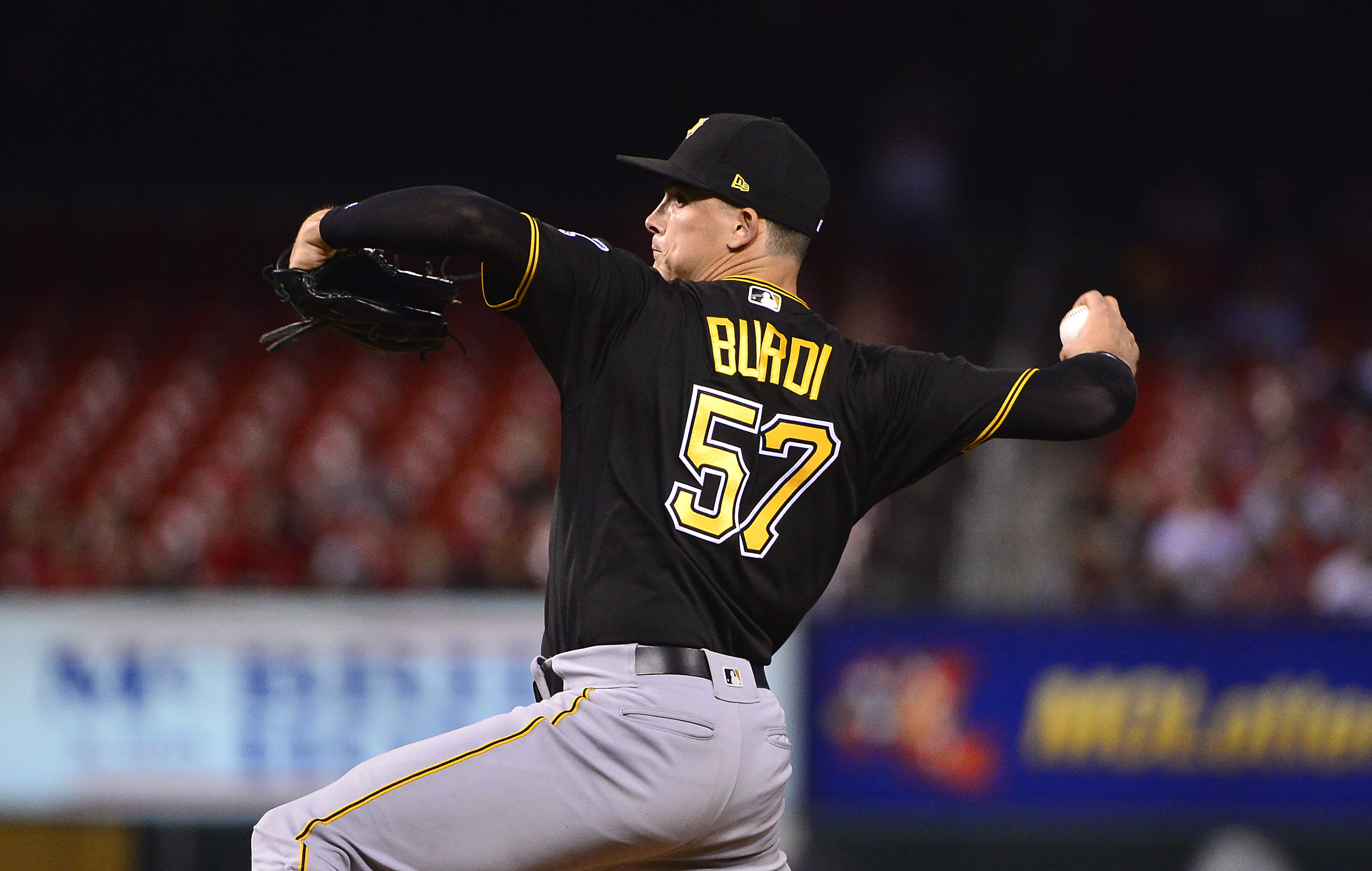 Looking Back At Nick Burdi's MLB Debut