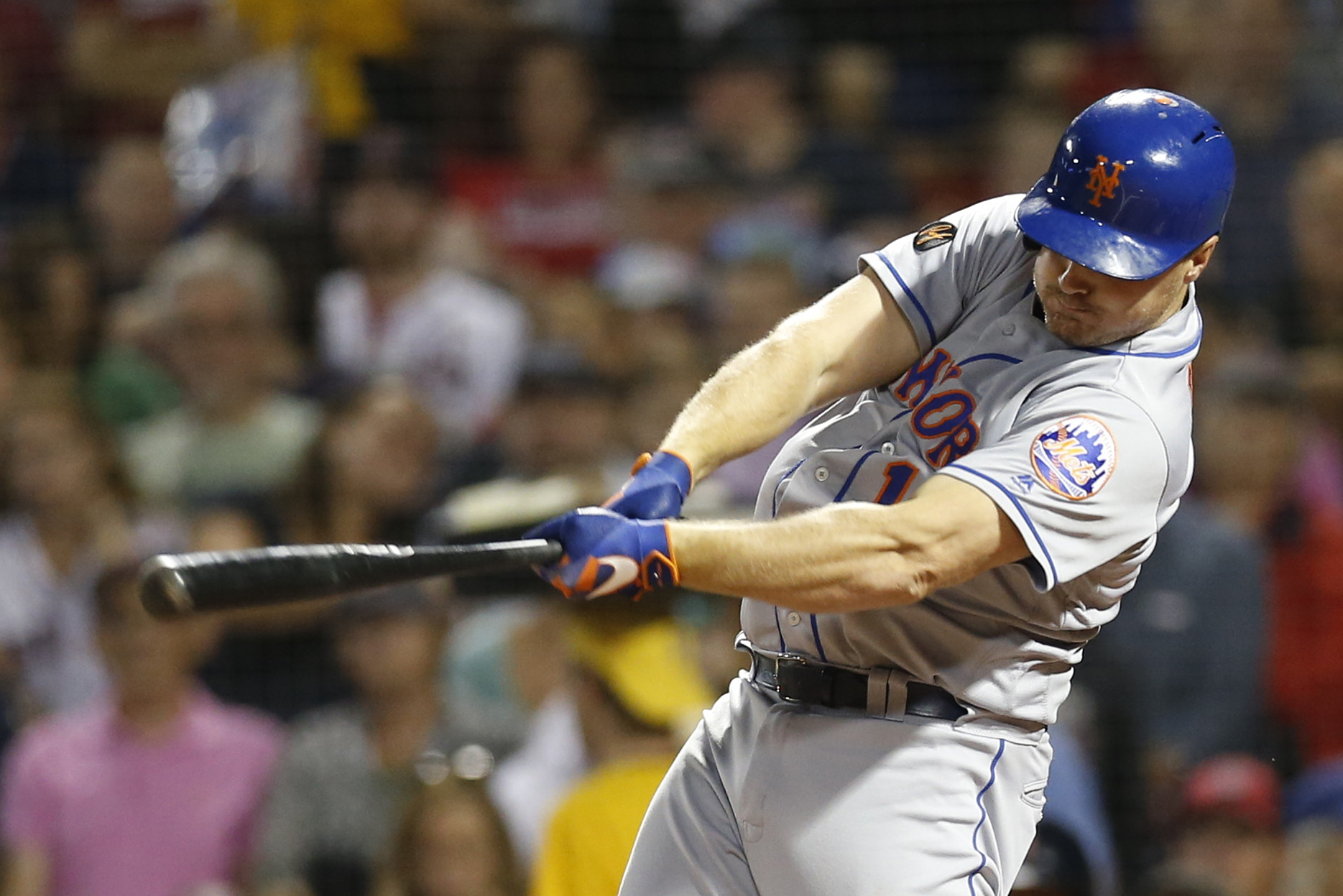Jay Bruce Has Looked Better Since Coming Back From The Disabled List