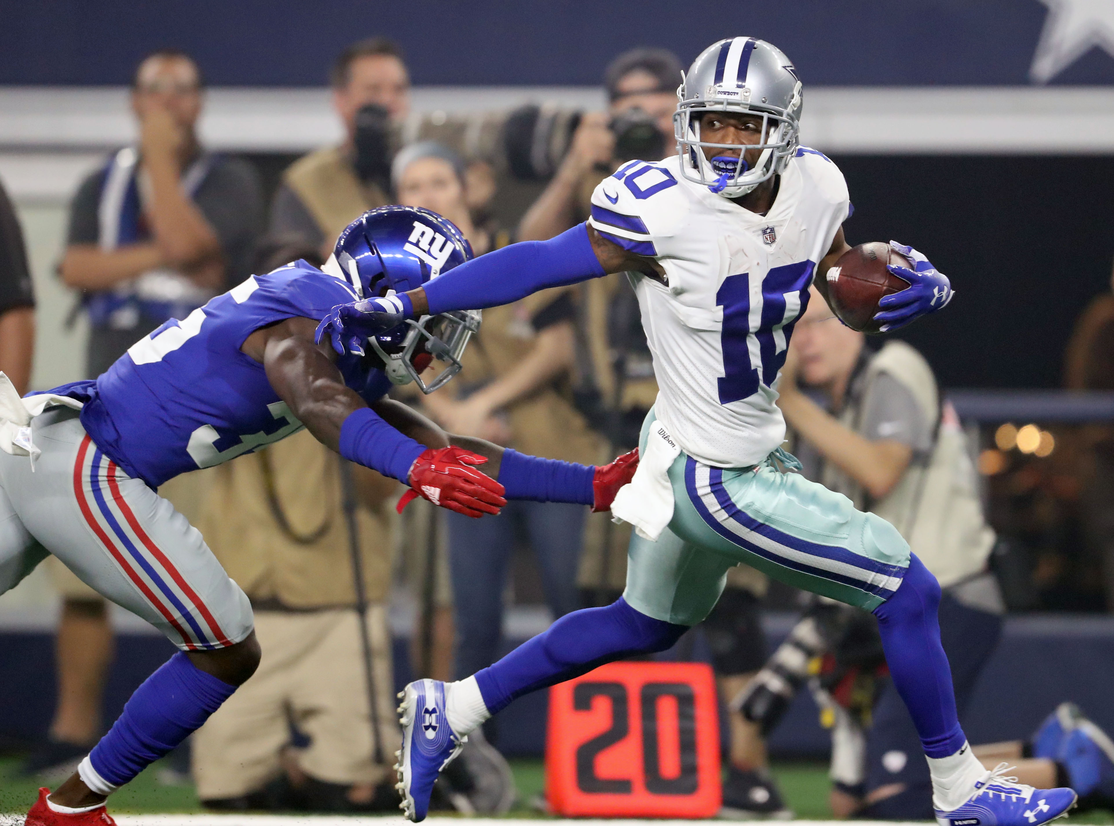 Cowboys should look for more consistency, not big plays from Tavon Austin