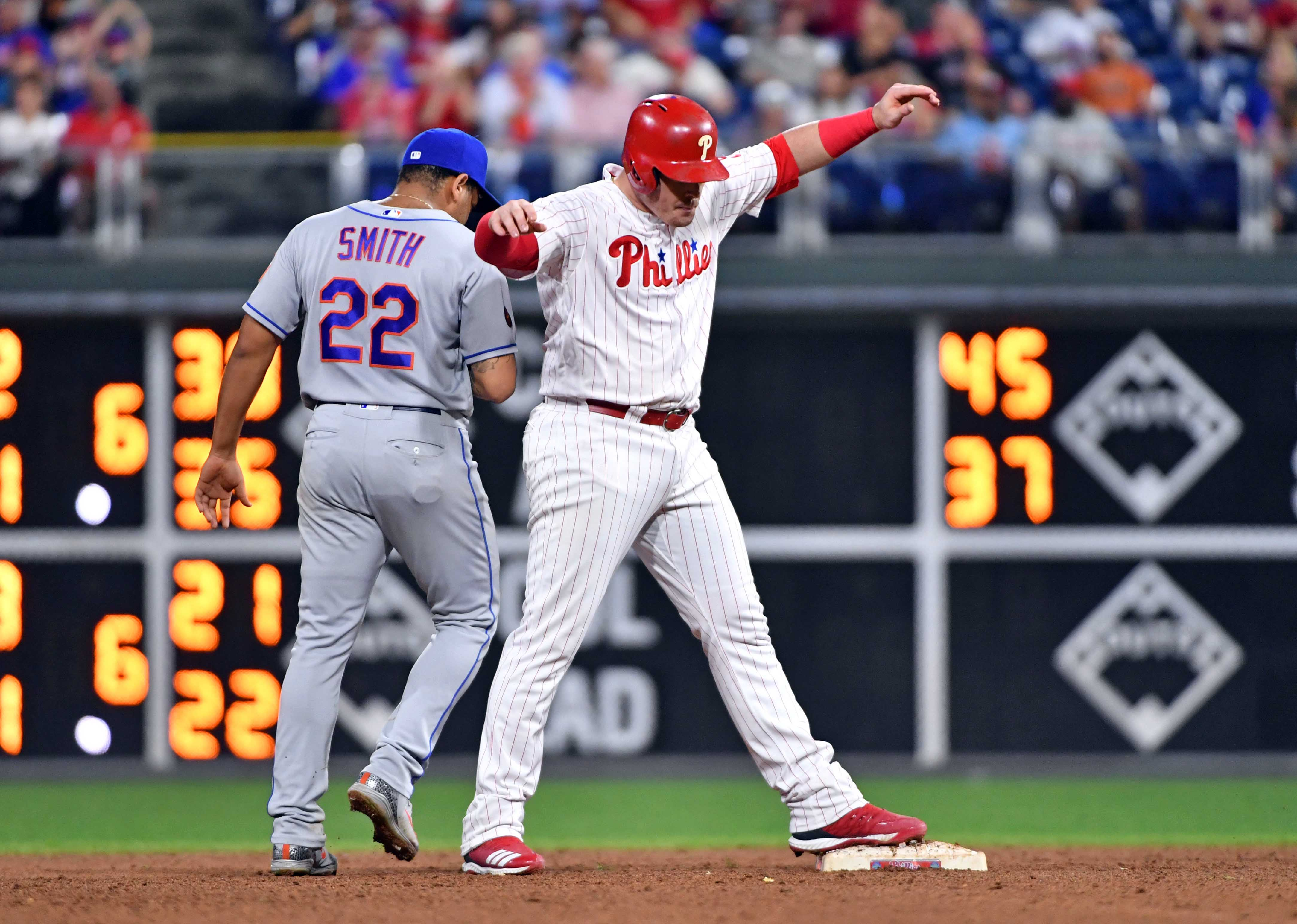 9/19/18 Game Preview: New York Mets at Philadelphia Phillies