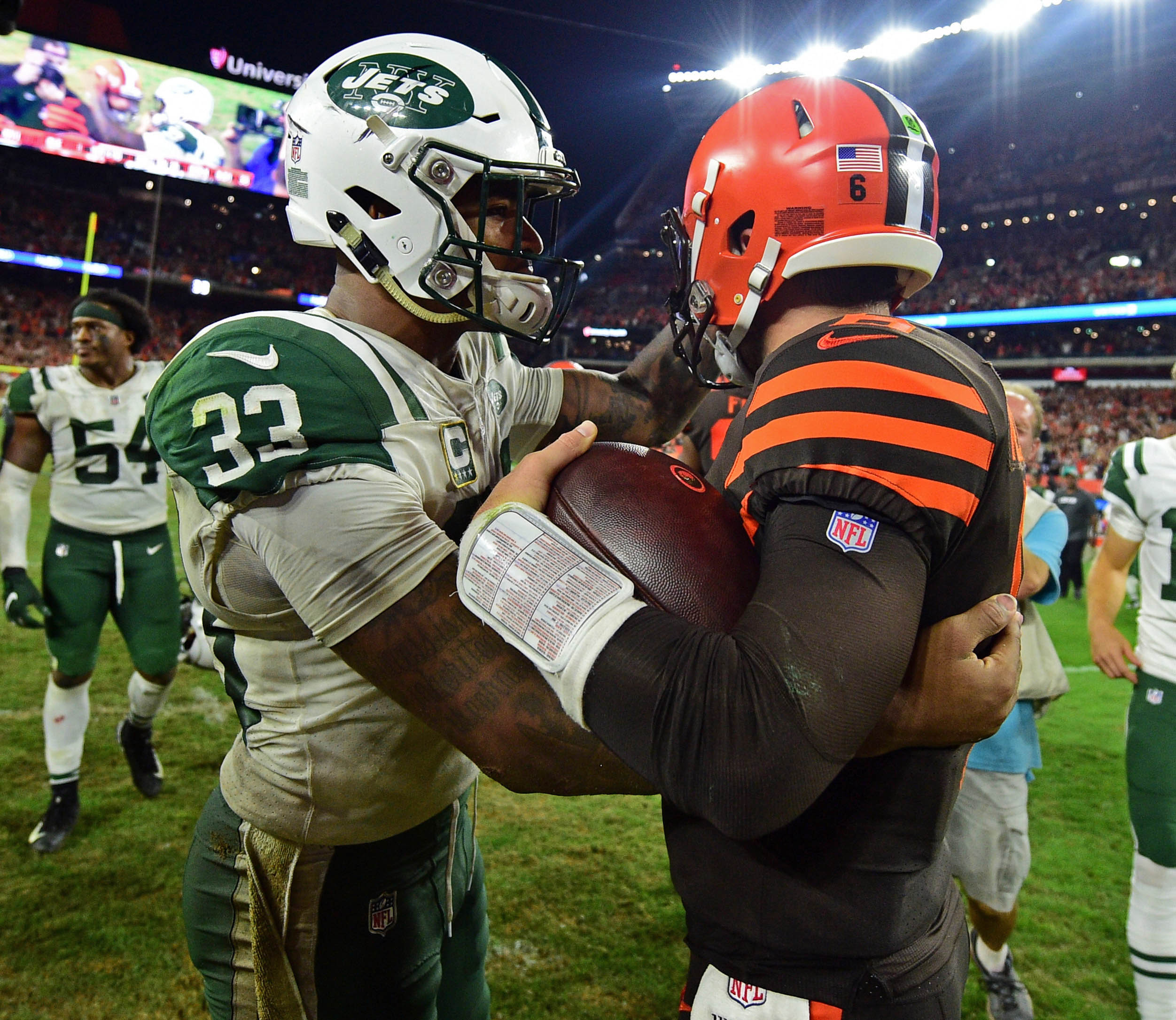 New York Jets Defense Ate Their Words Vs. Browns