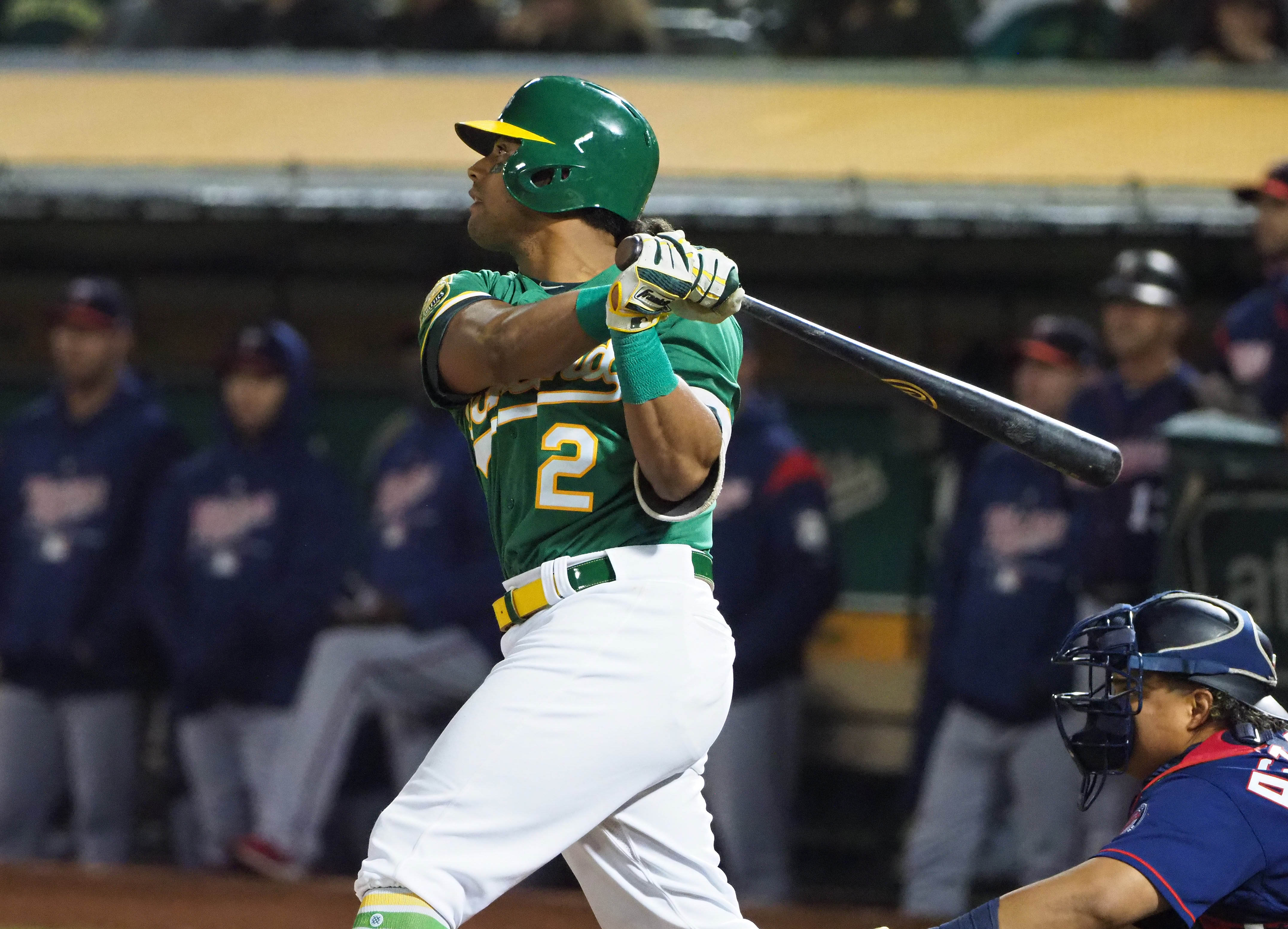 Khris Davis must be baseball's most underrated slugger