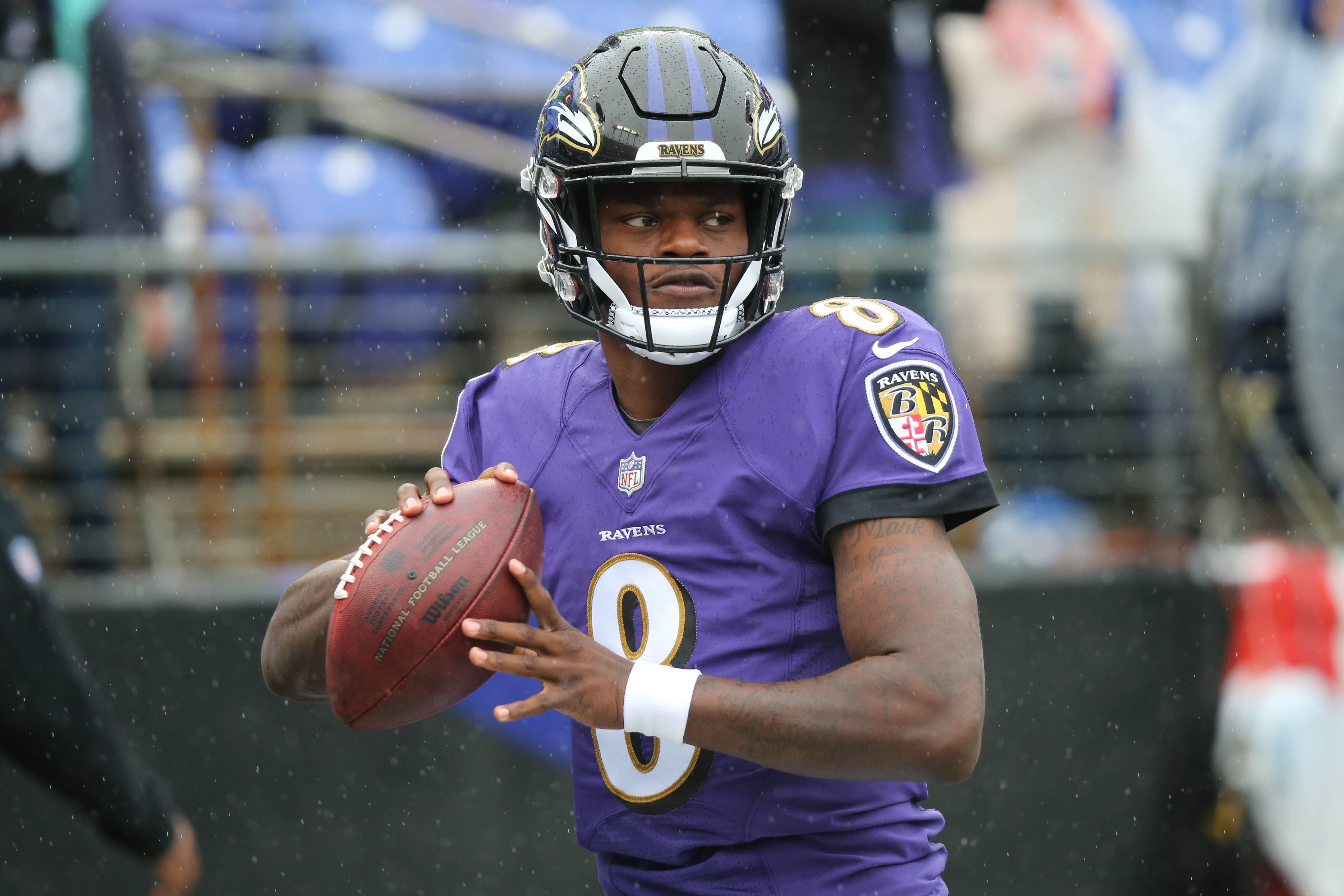Lamar Jackson revives Ravens franchise