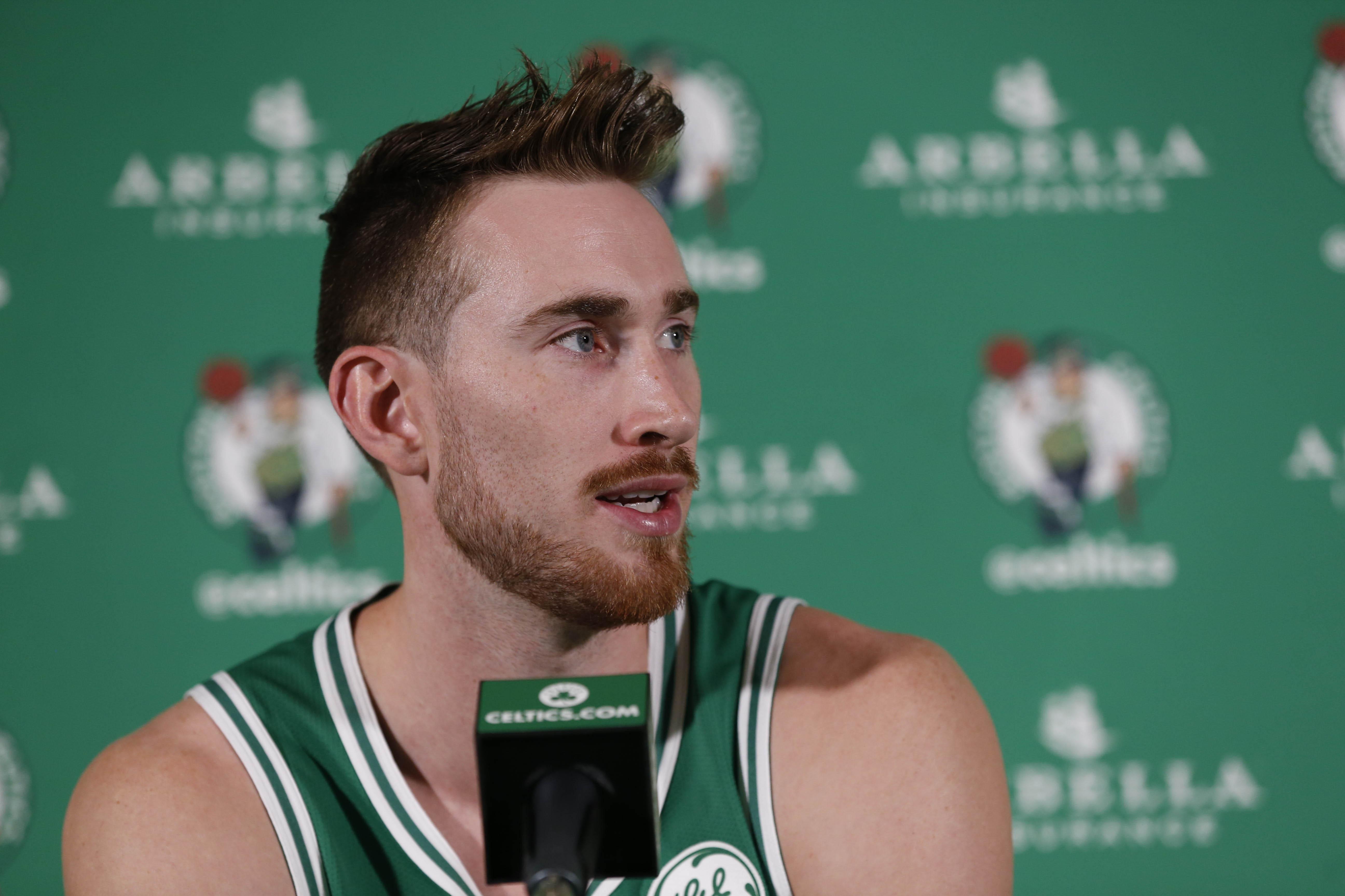 Boston Celtics X-Factor: Does Gordon Hayward Still Got Game?