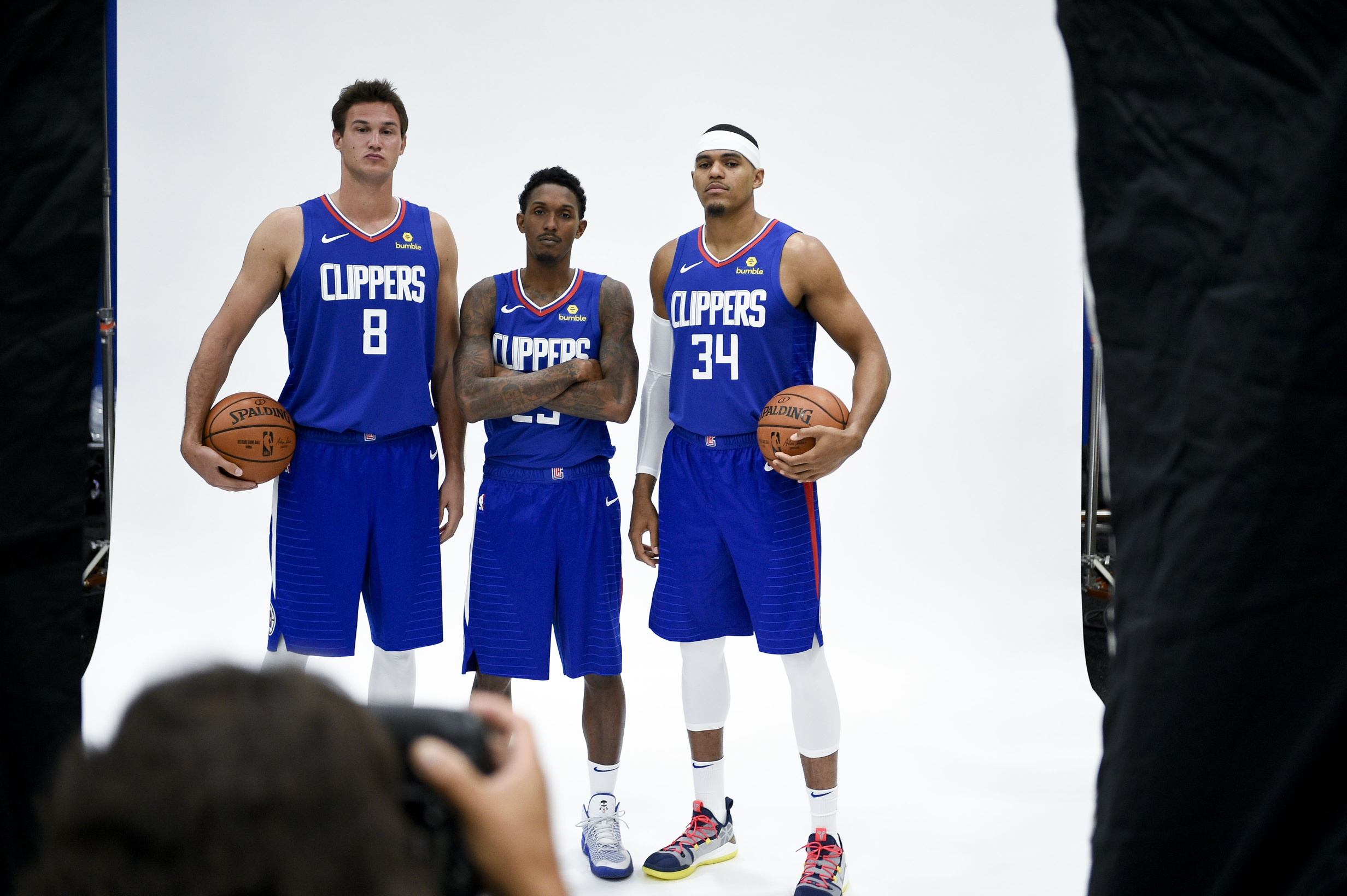 New-Look Clippers Ready to Fight