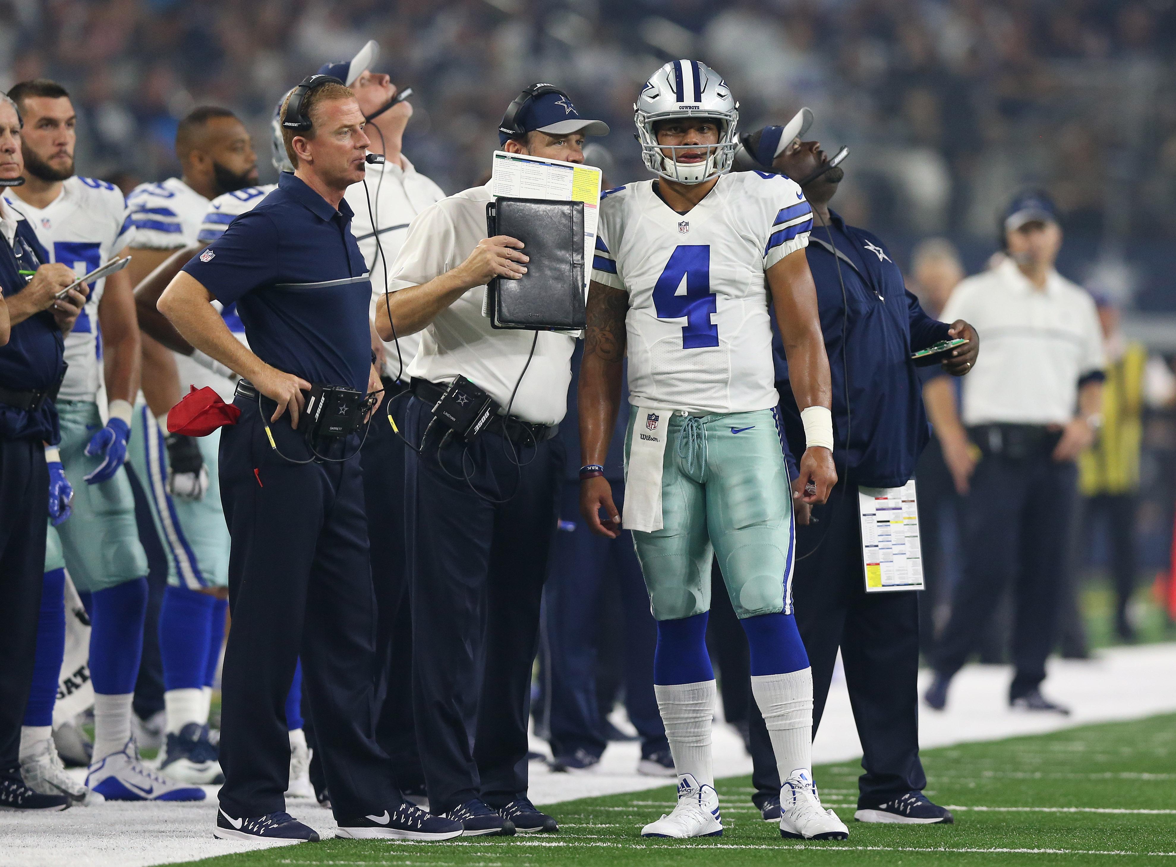 Cowboys lack of talent exposing OC Scott Linehan