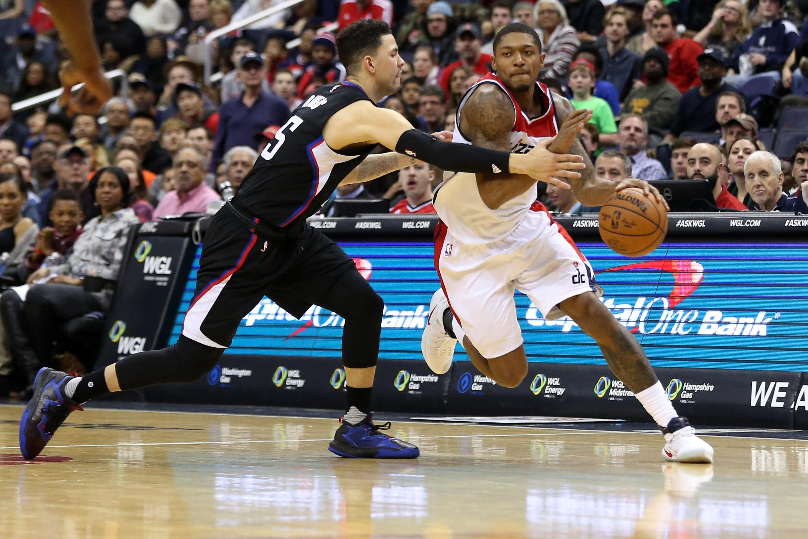 Washington Wizards Position Outlook: Shooting Guard