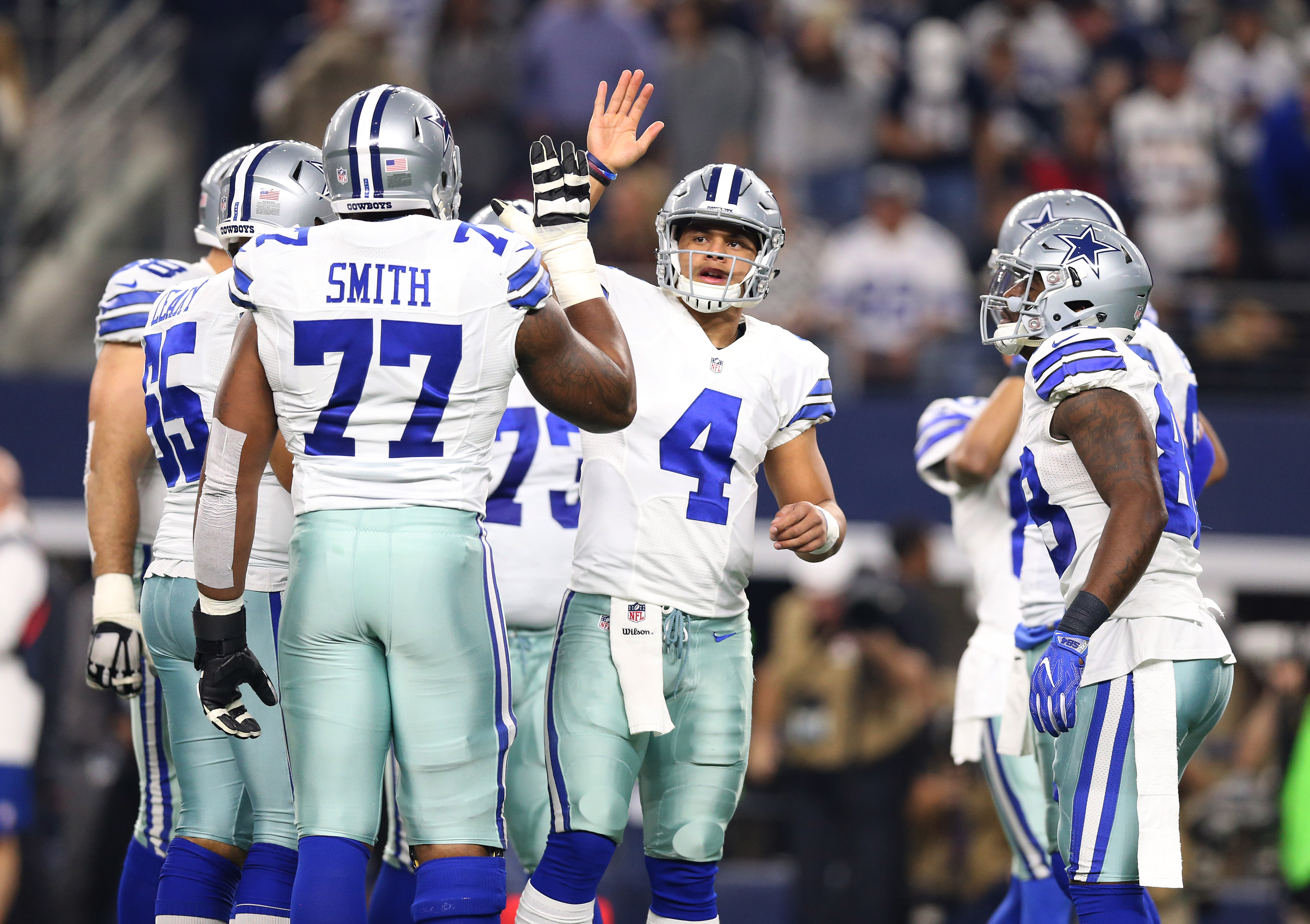 Three players that need to step up for the Cowboys