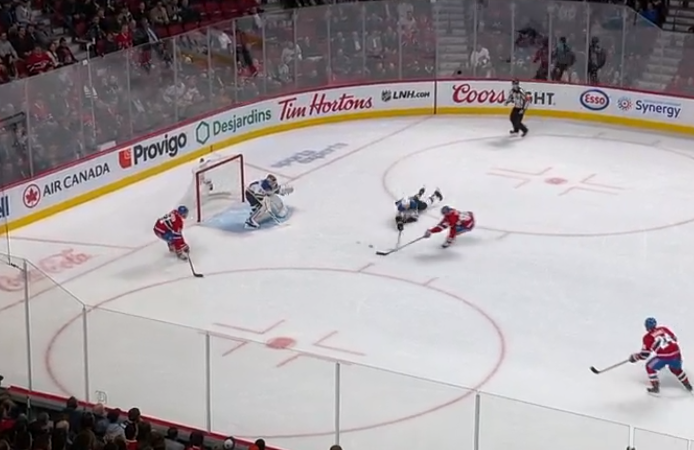 The Blues found a new heartbreaking way to lose