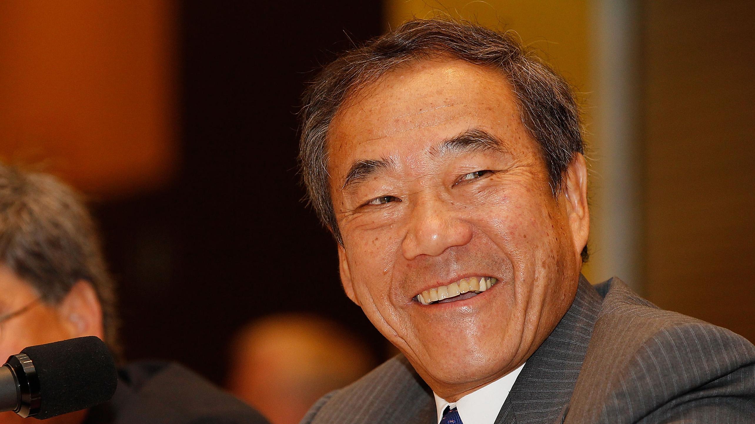 Former Isles owner Charles B. Wang dies