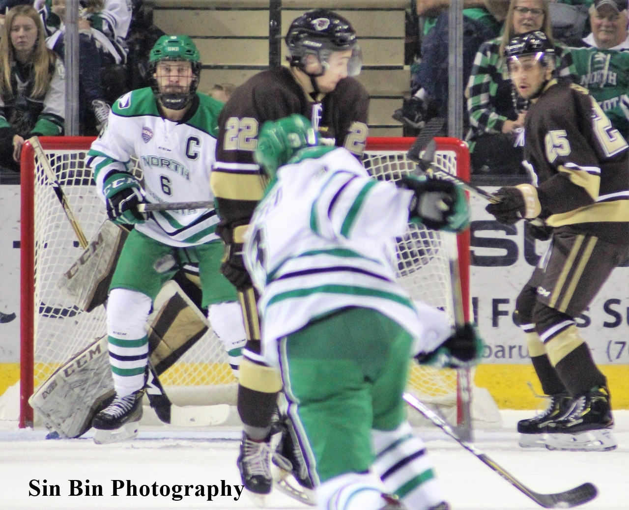 UND Hockey: Looking Forward to the Second Half