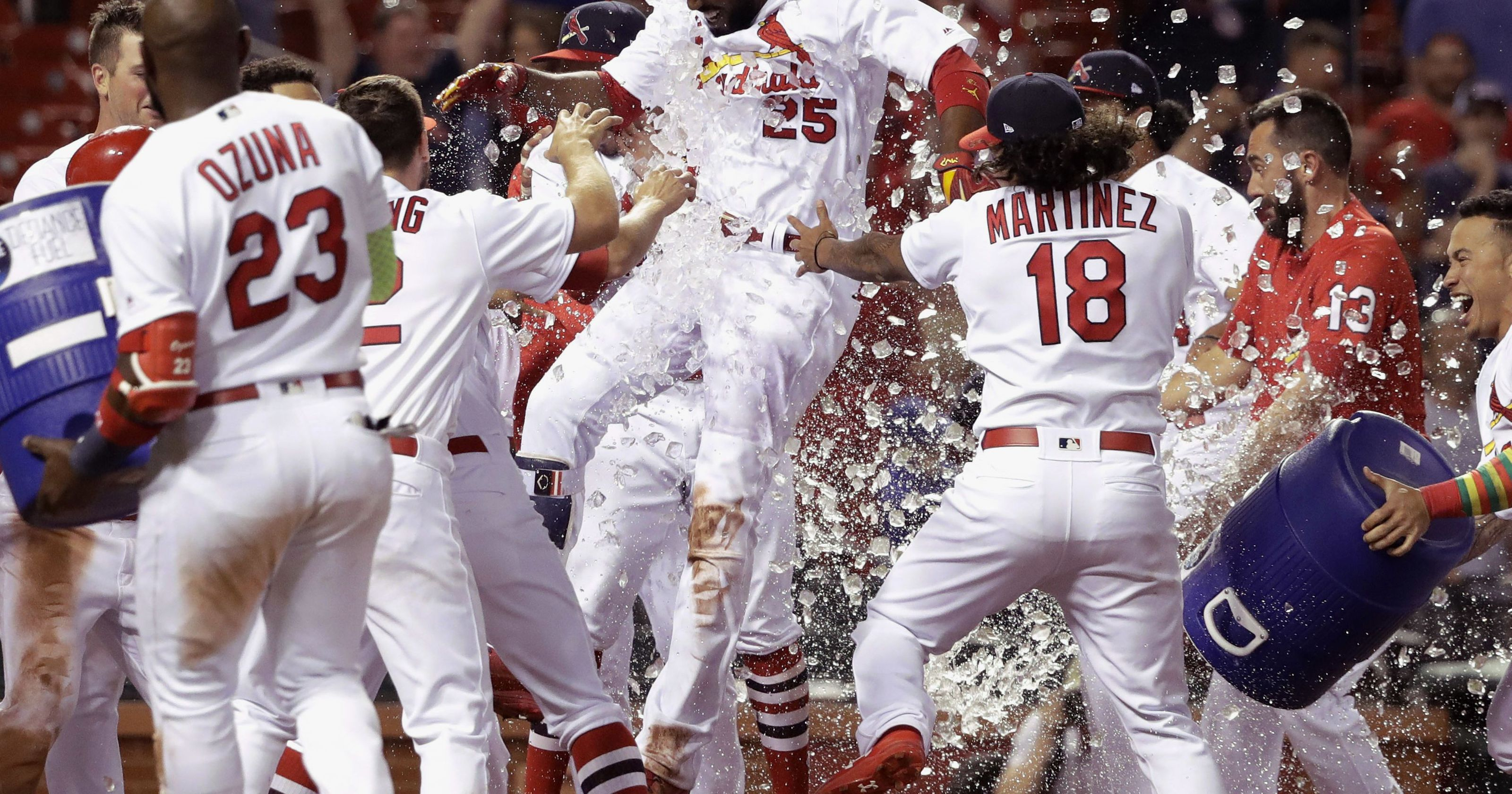St. Louis Cardinals 2018: Rating the Walkoff Wins