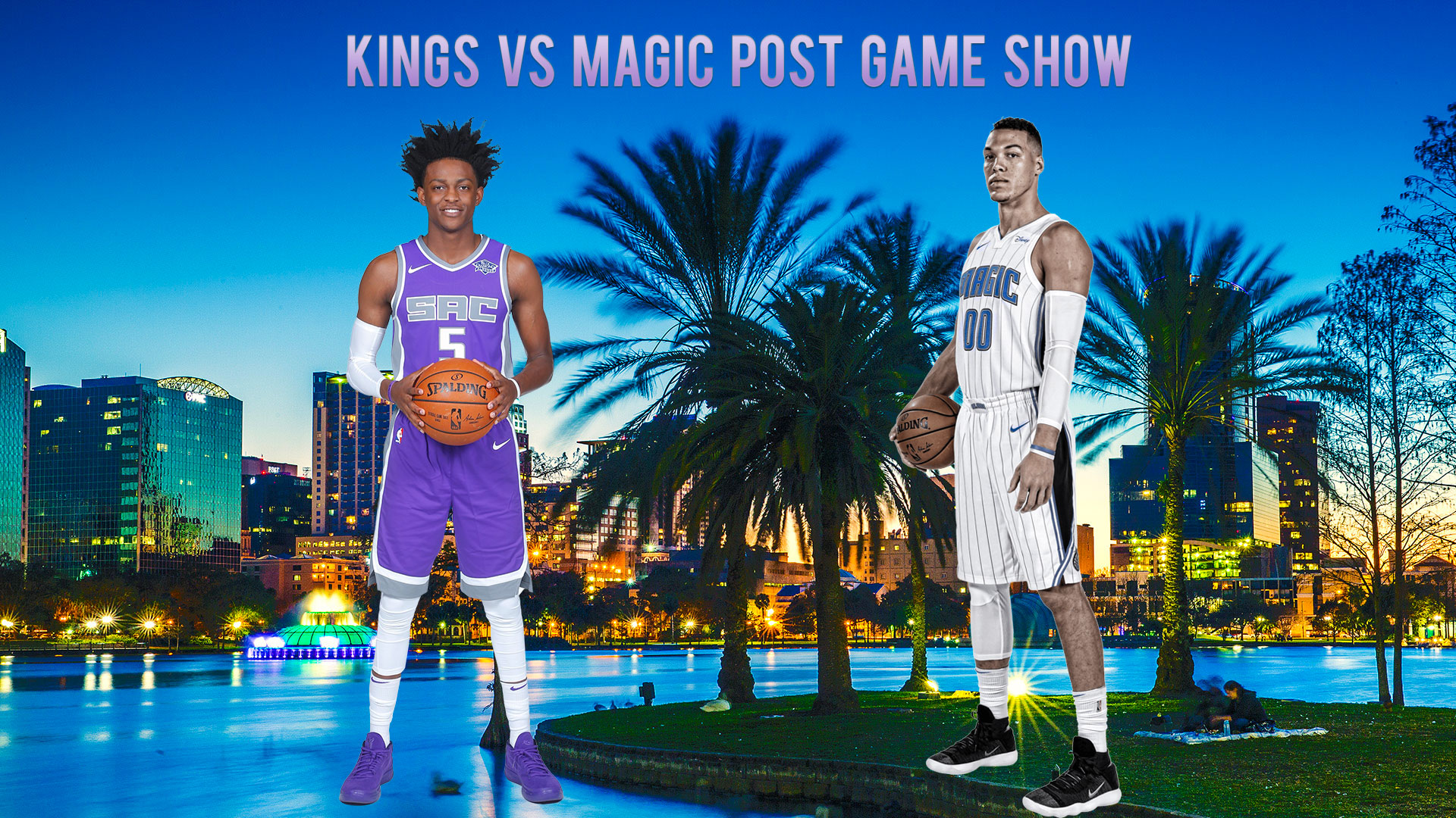 Kings vs Magic Post Game Show | 2018-19 NBA Season