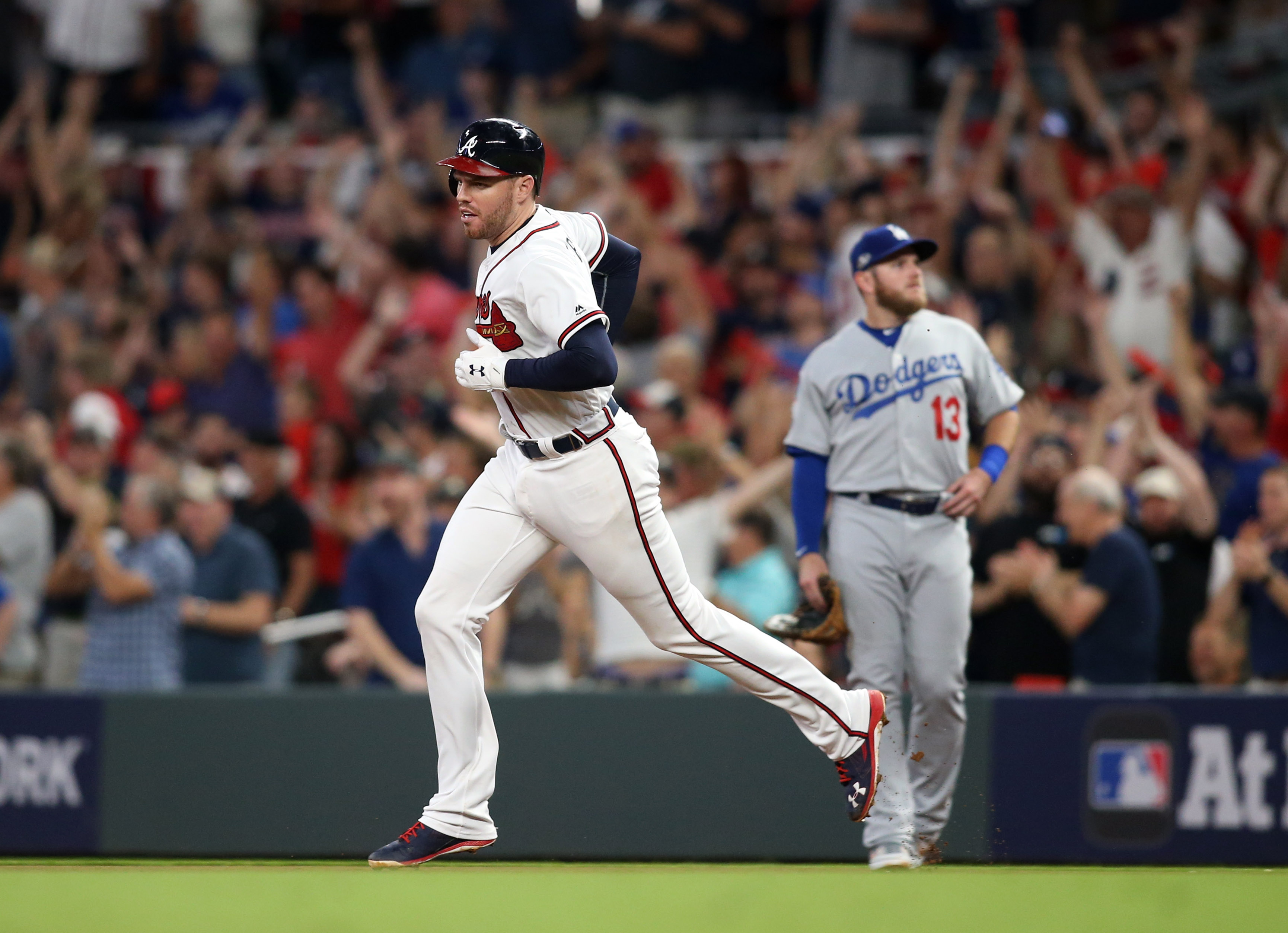 Freddie Freeman's Blast Keeps Season Alive for Braves