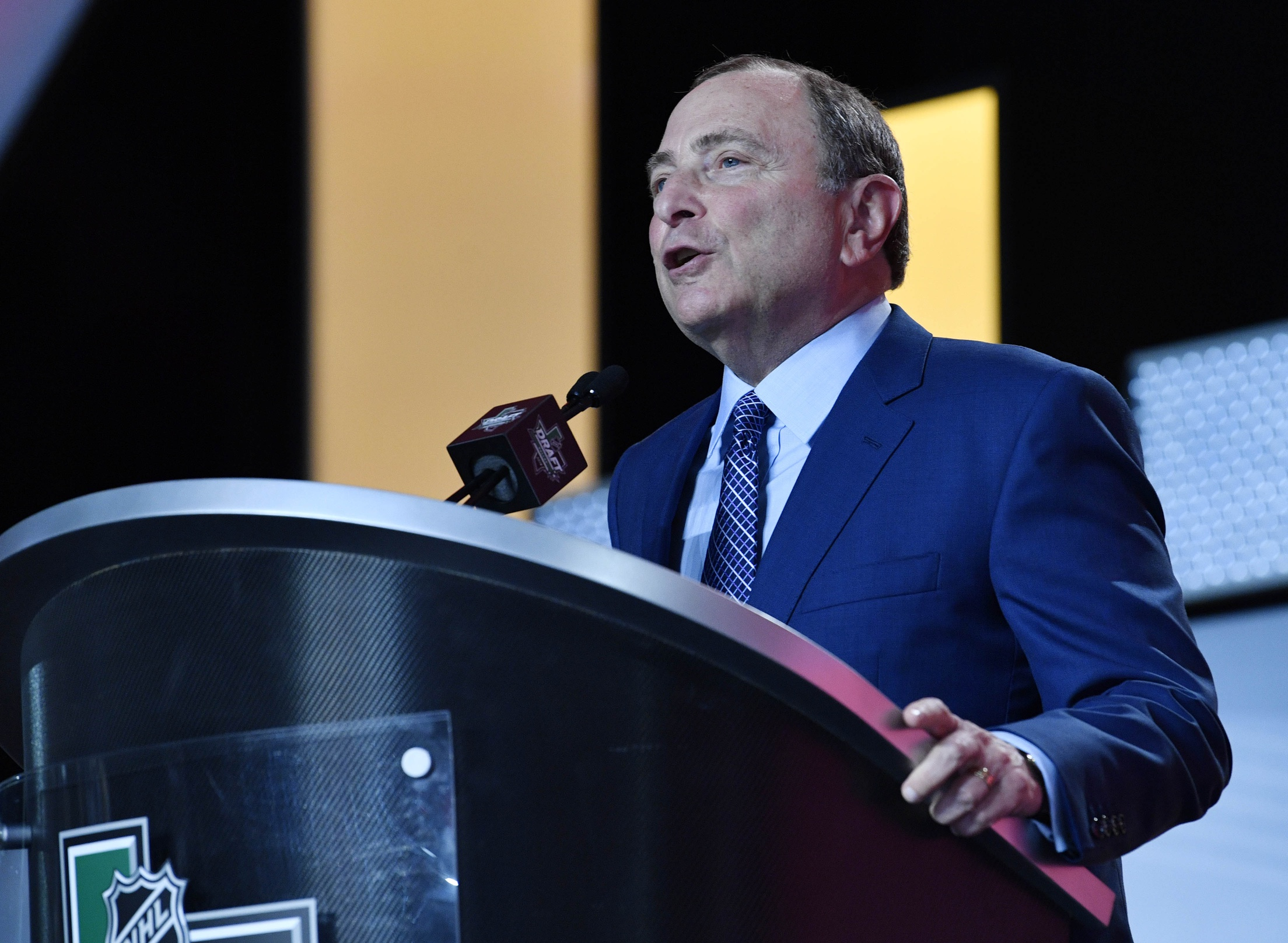 """Gary Bettman says St. Louis will """"at some point"""" host All-Star Game"""