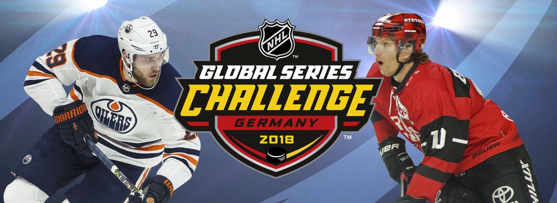 Oilers Preseason Gameday - @ Cologne