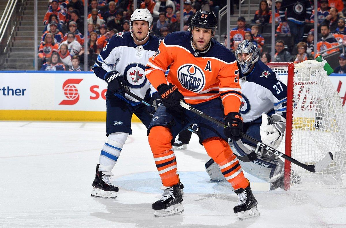 Oilers Gameday - @ Winnipeg