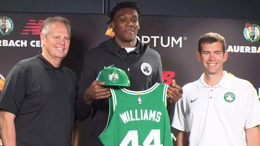 Season Predictions Day 4: Who will be the Celtics most surprising player?