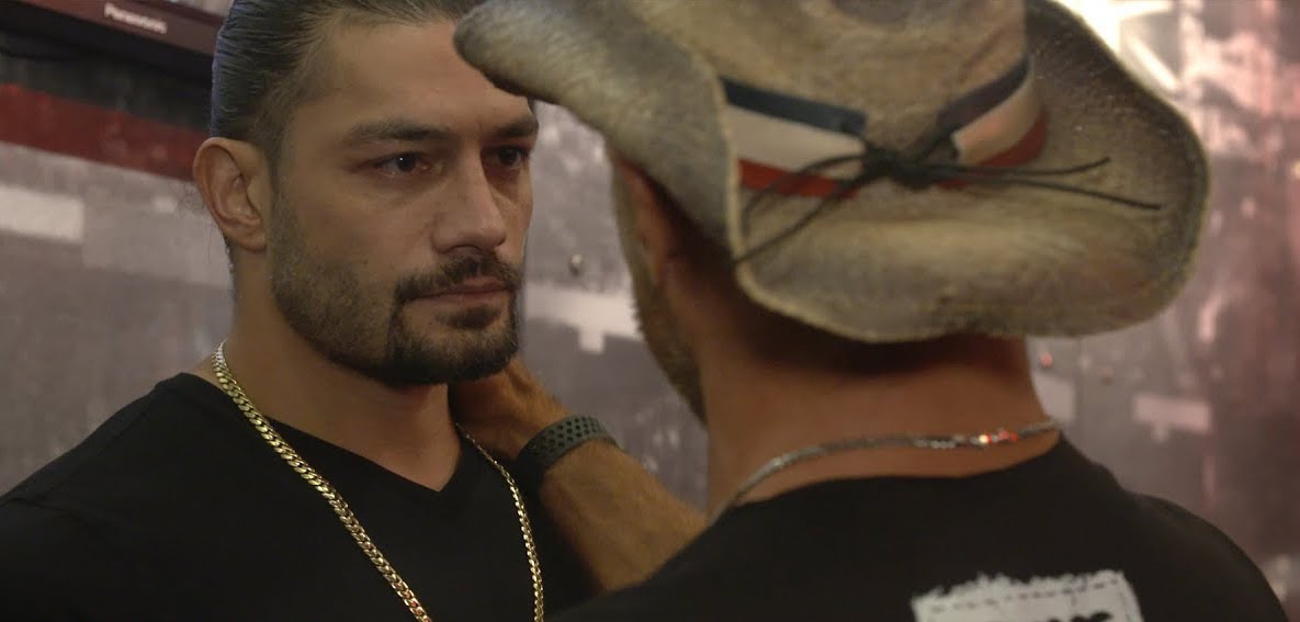 WATCH: Backstage Video Featuring WWE Locker Room Supporting Roman Reigns After 'Raw' Announcement