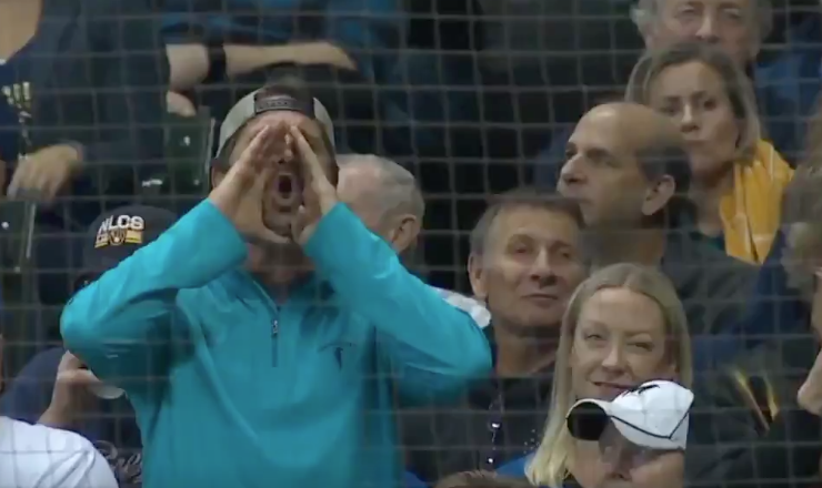 Brewers fans boo Manny Machado during game (Video)