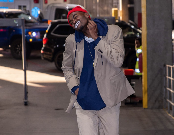 Look: Trail Blazers player dresses as 'Chappelle's Show' character for Halloween