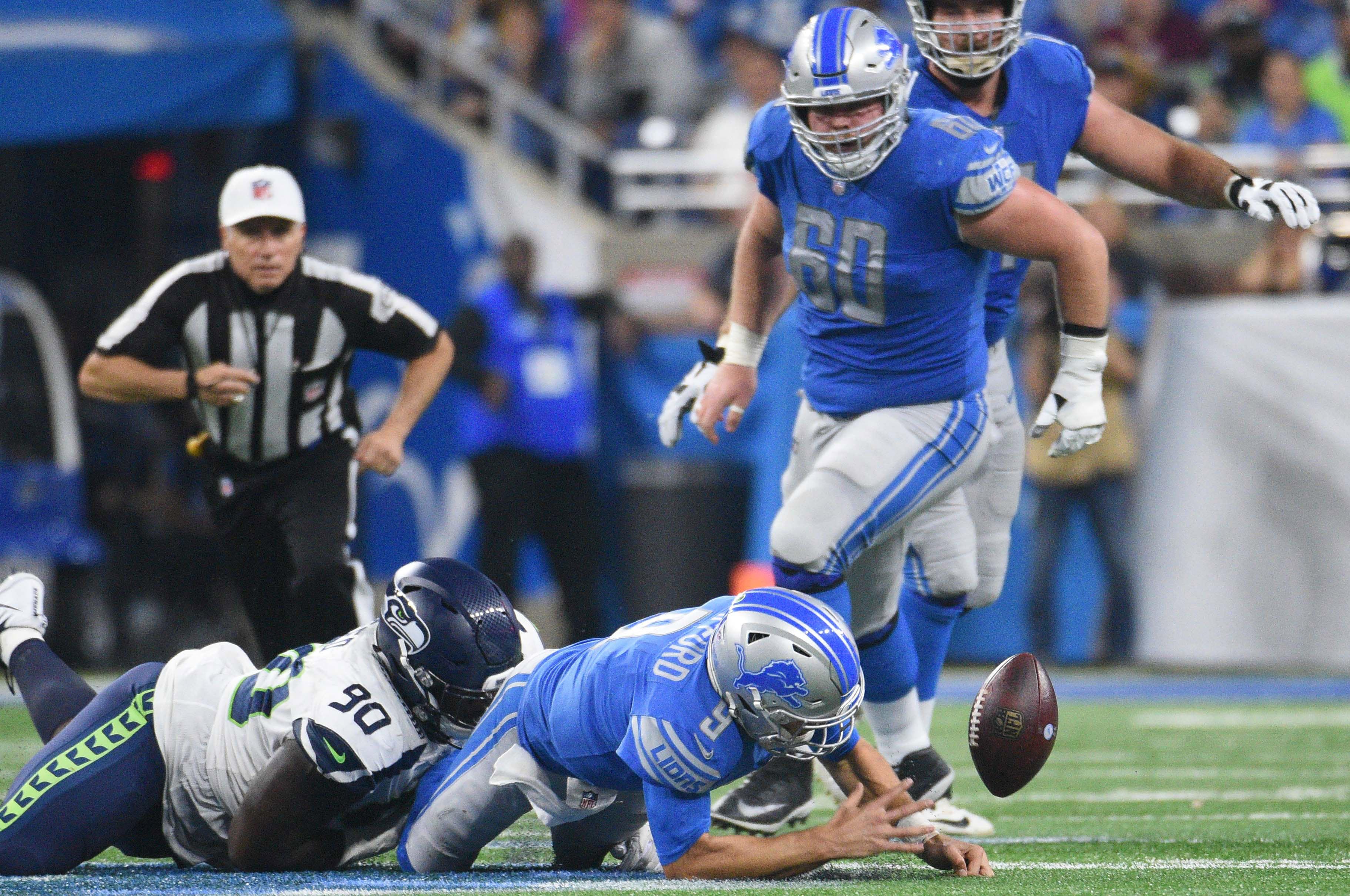 Seahawks-Lions Recap