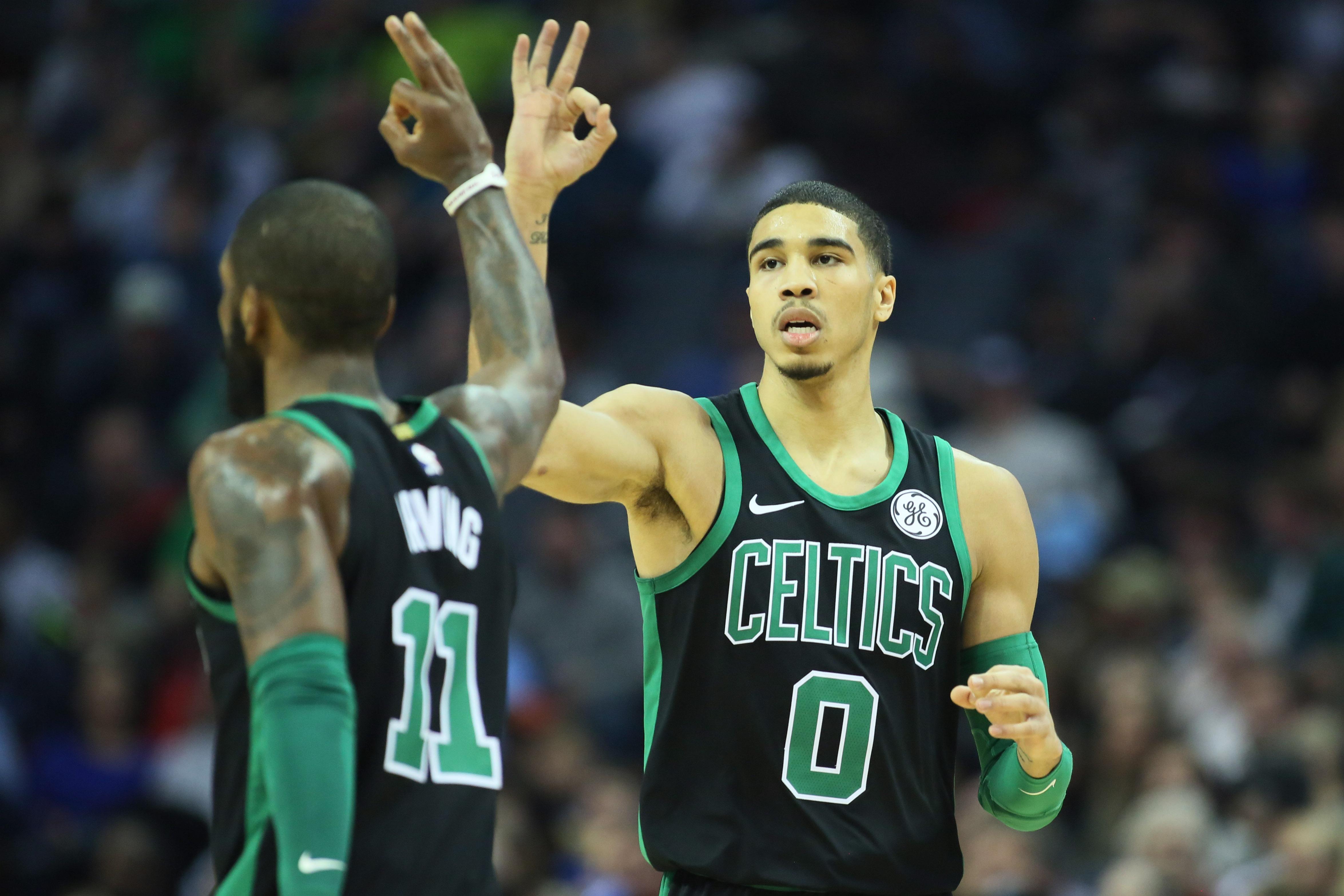 Boston Celtics' history of perfecting the trade