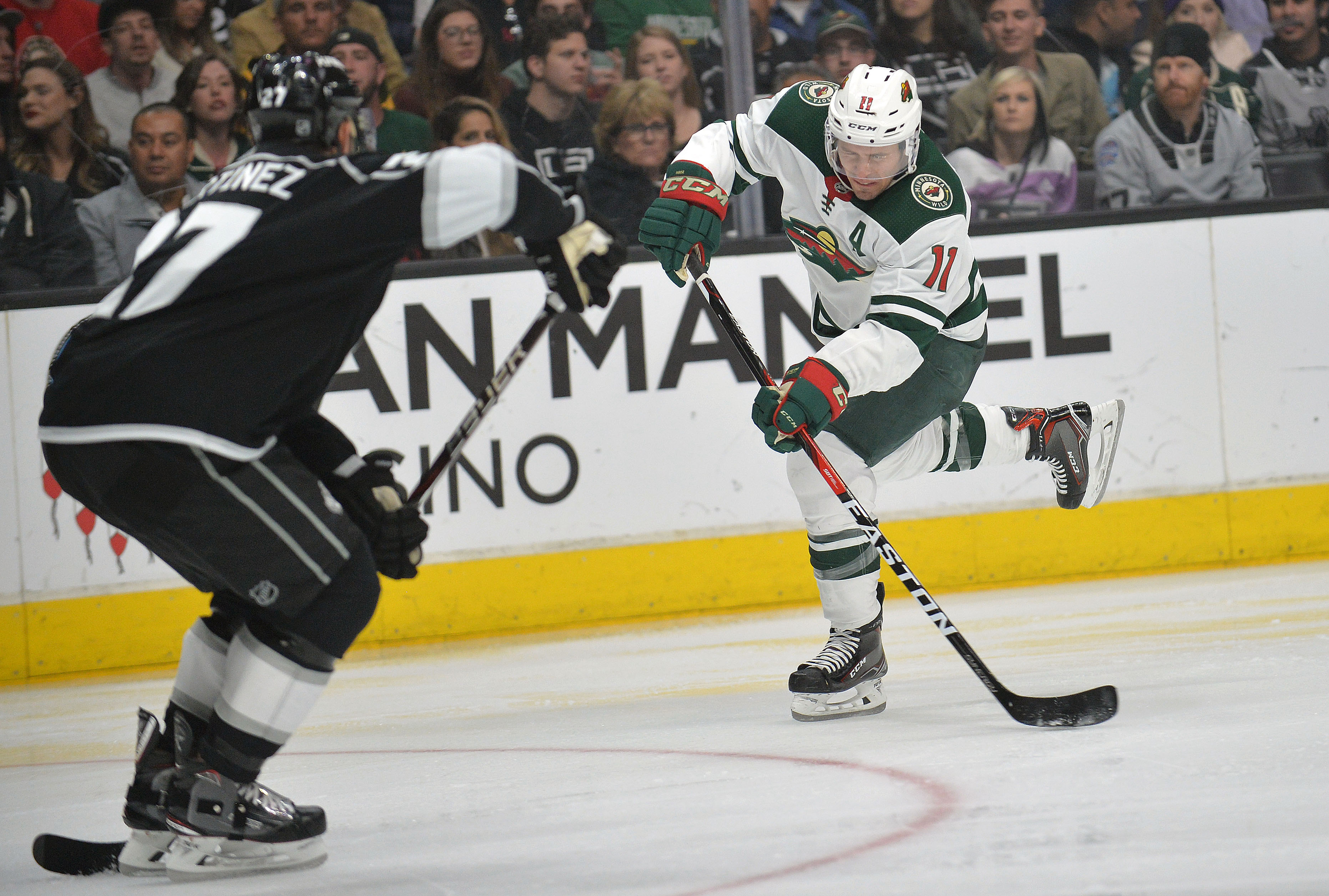 Game Preview: Minnesota Wild vs. Los Angeles Kings 10/25/18 @ 7:00PM CST at Xcel Energy Center
