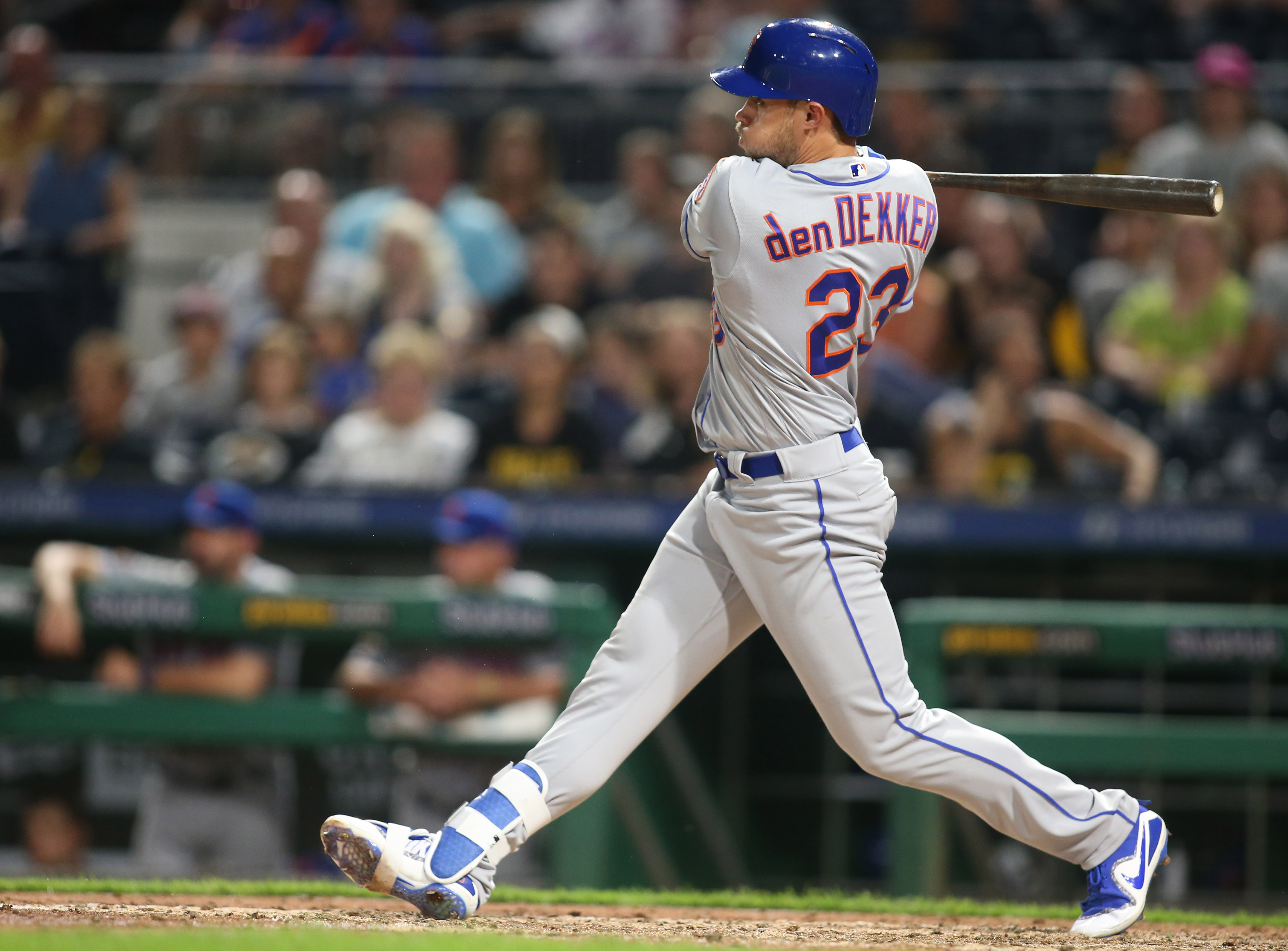 Mike's Mets Player Review Series: Matt den Dekker