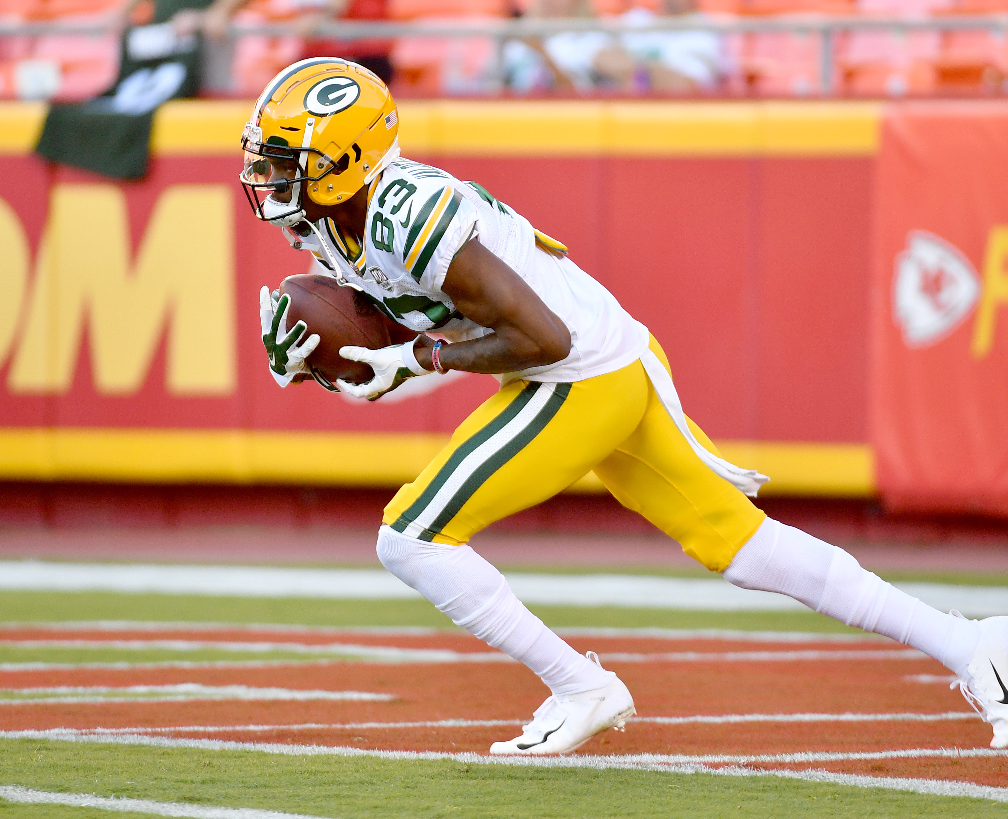 Packers Hope Young Receivers Are Ready for the Big Stage