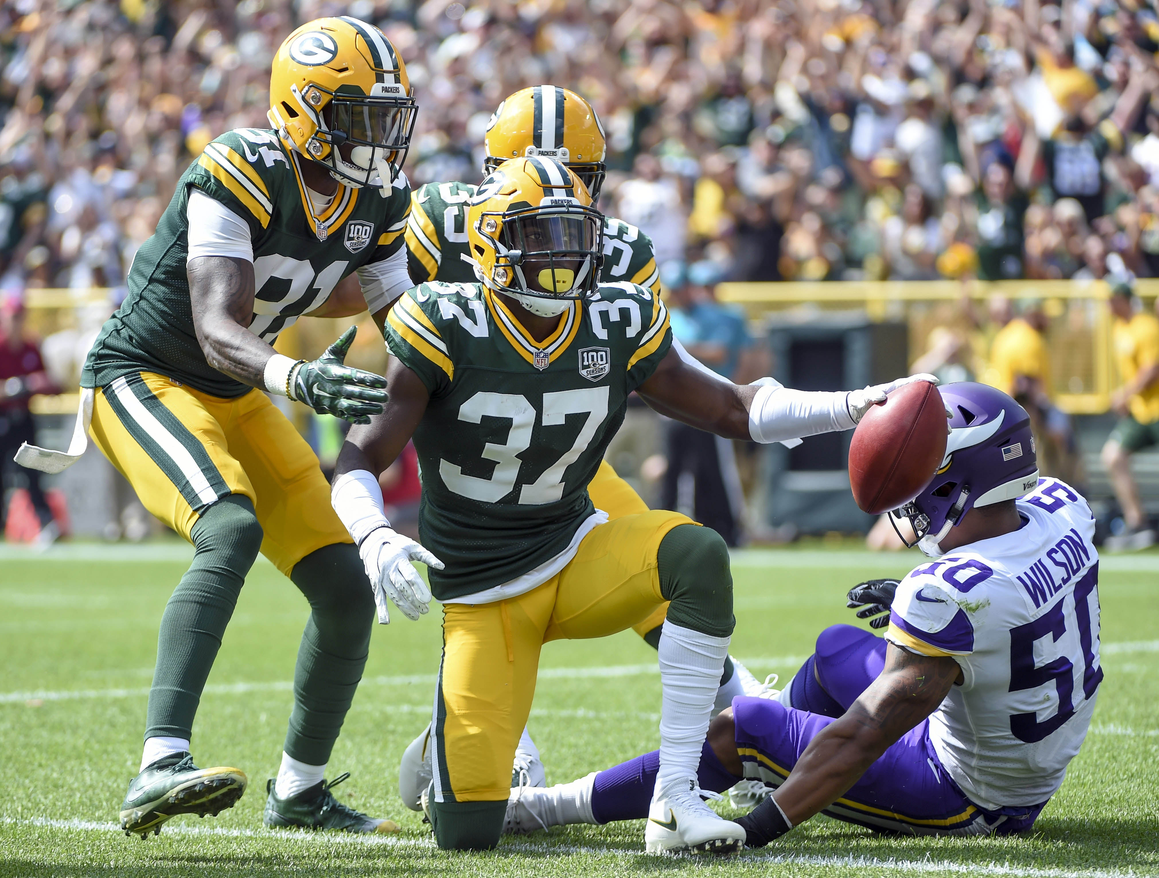 Grading the Packers Defense Through the Bye Week