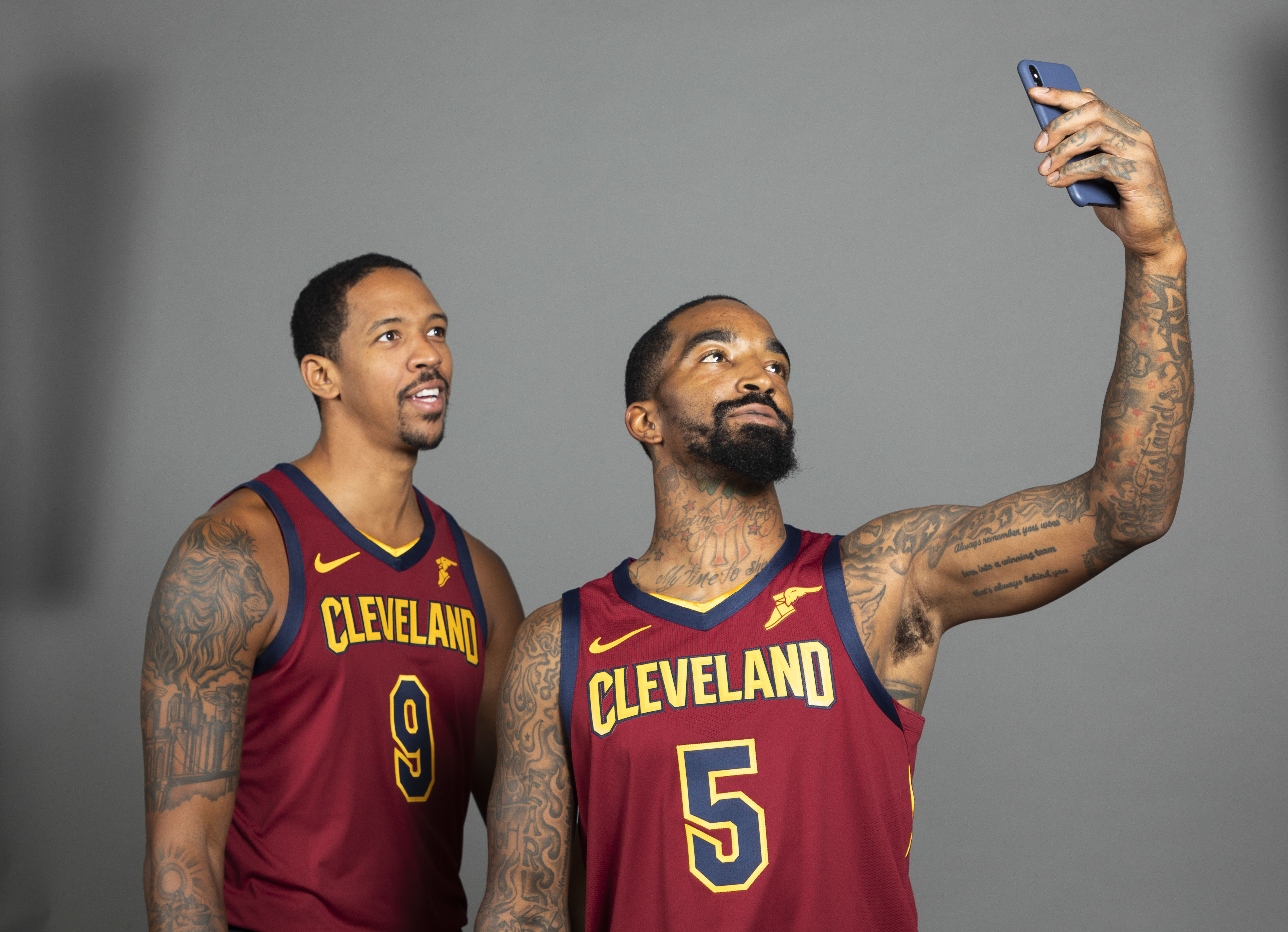 New-look Cavs impress in preseason opener