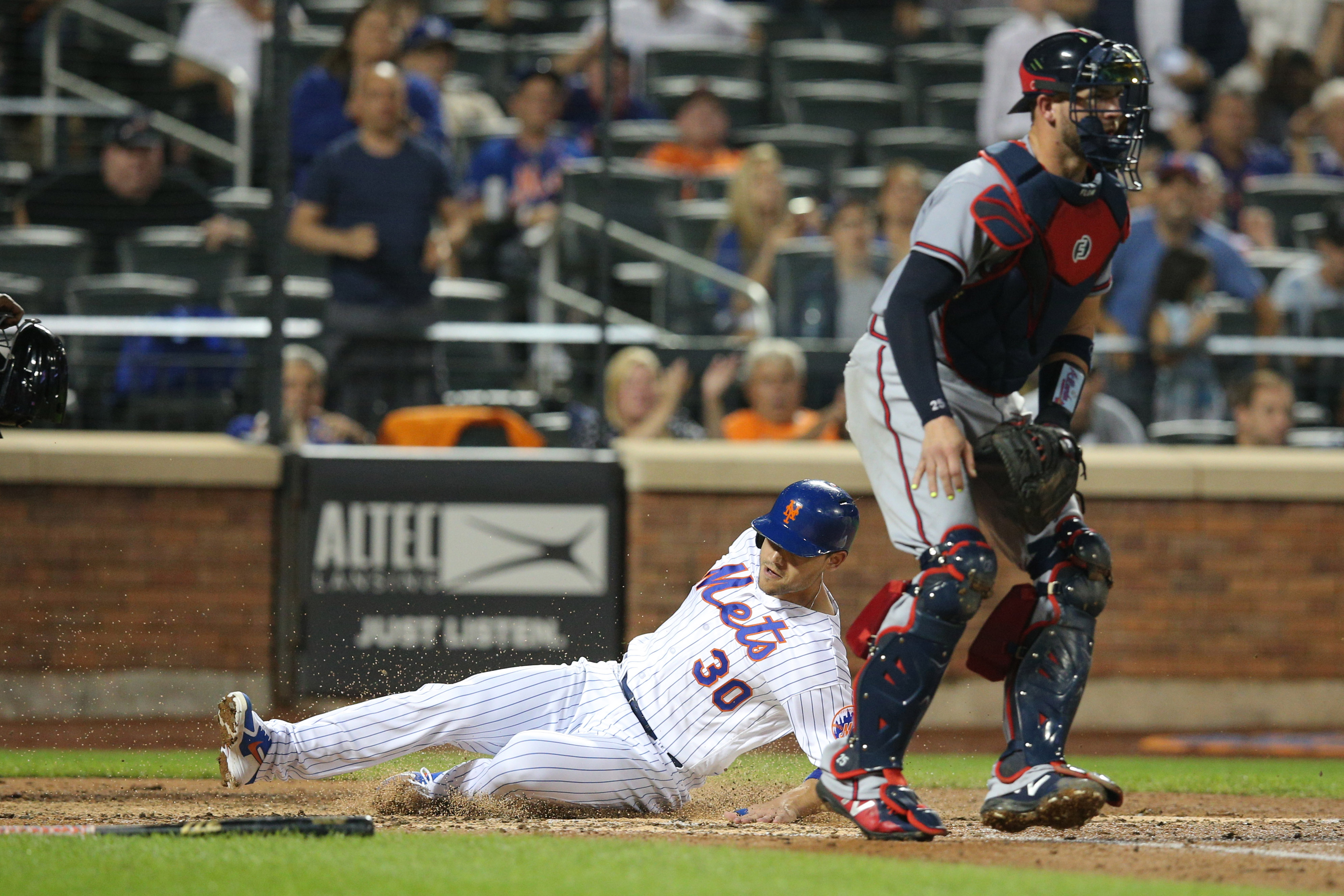 Mike's Met of the Month, September 2018: Michael Conforto