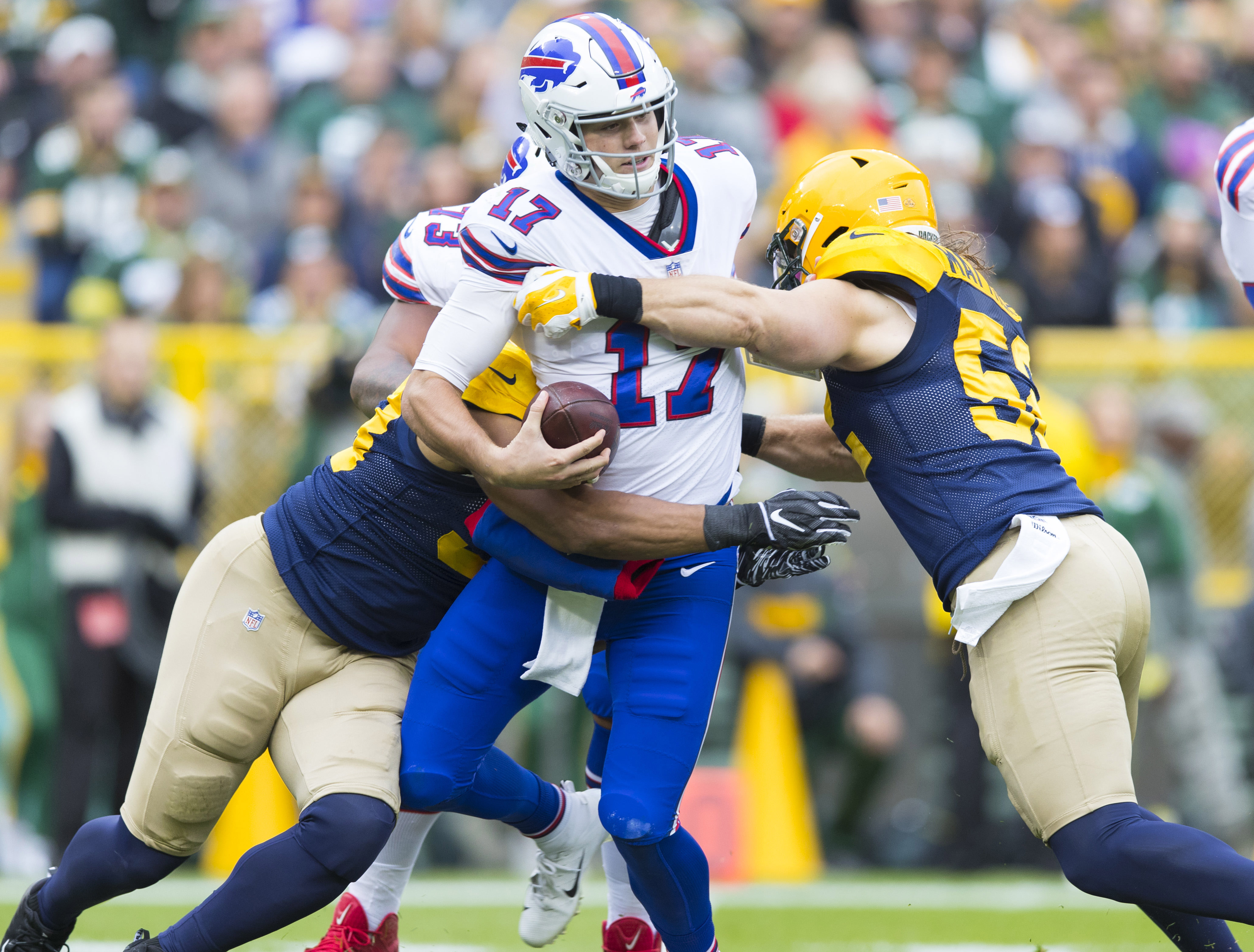 Seven Things We Learned From the Packers 22-0 Win Over the Bills
