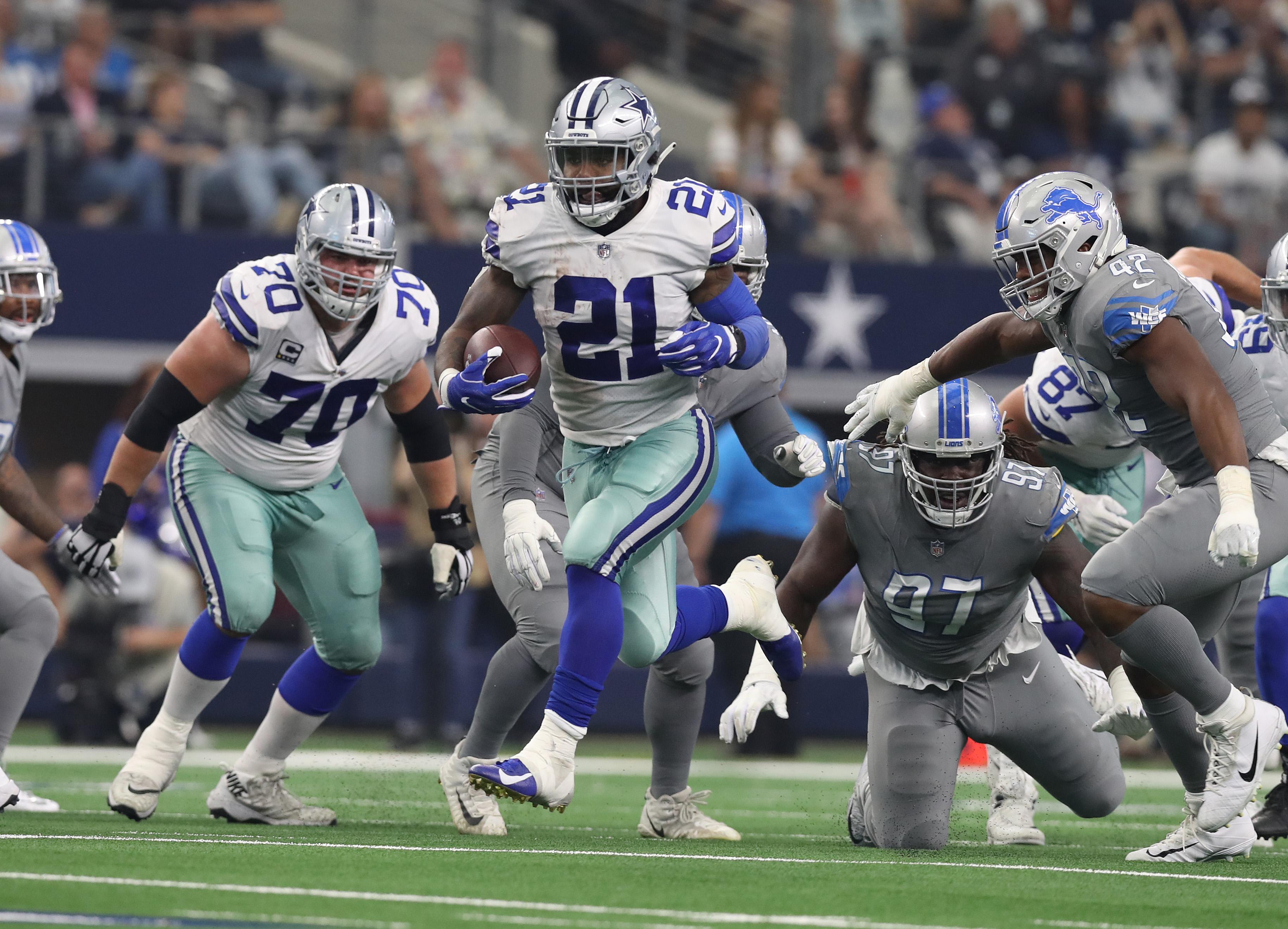 Dallas Cowboys offensive line unlocks consistency