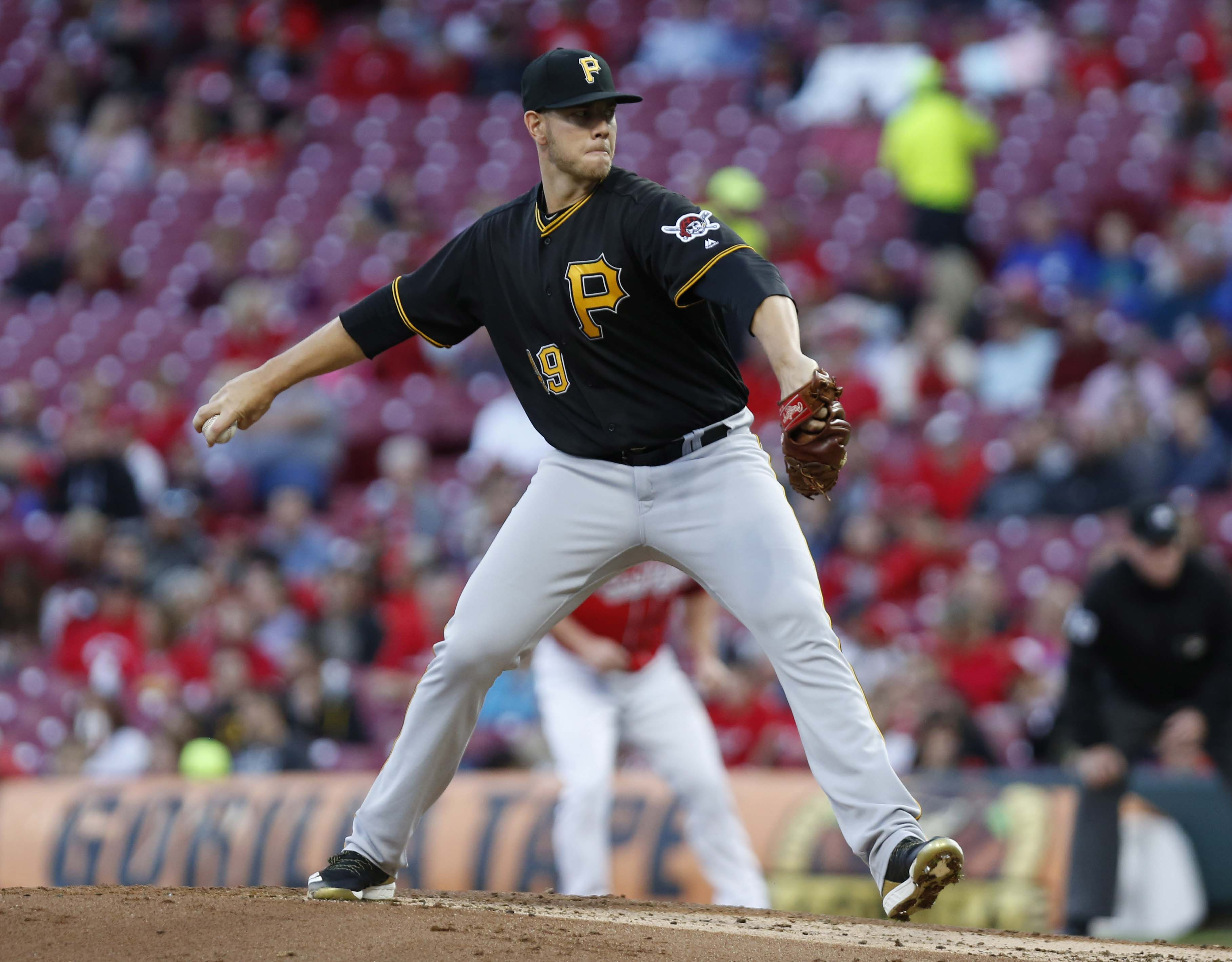 Pittsburgh Pirates Prospect Review: Nick Kingham