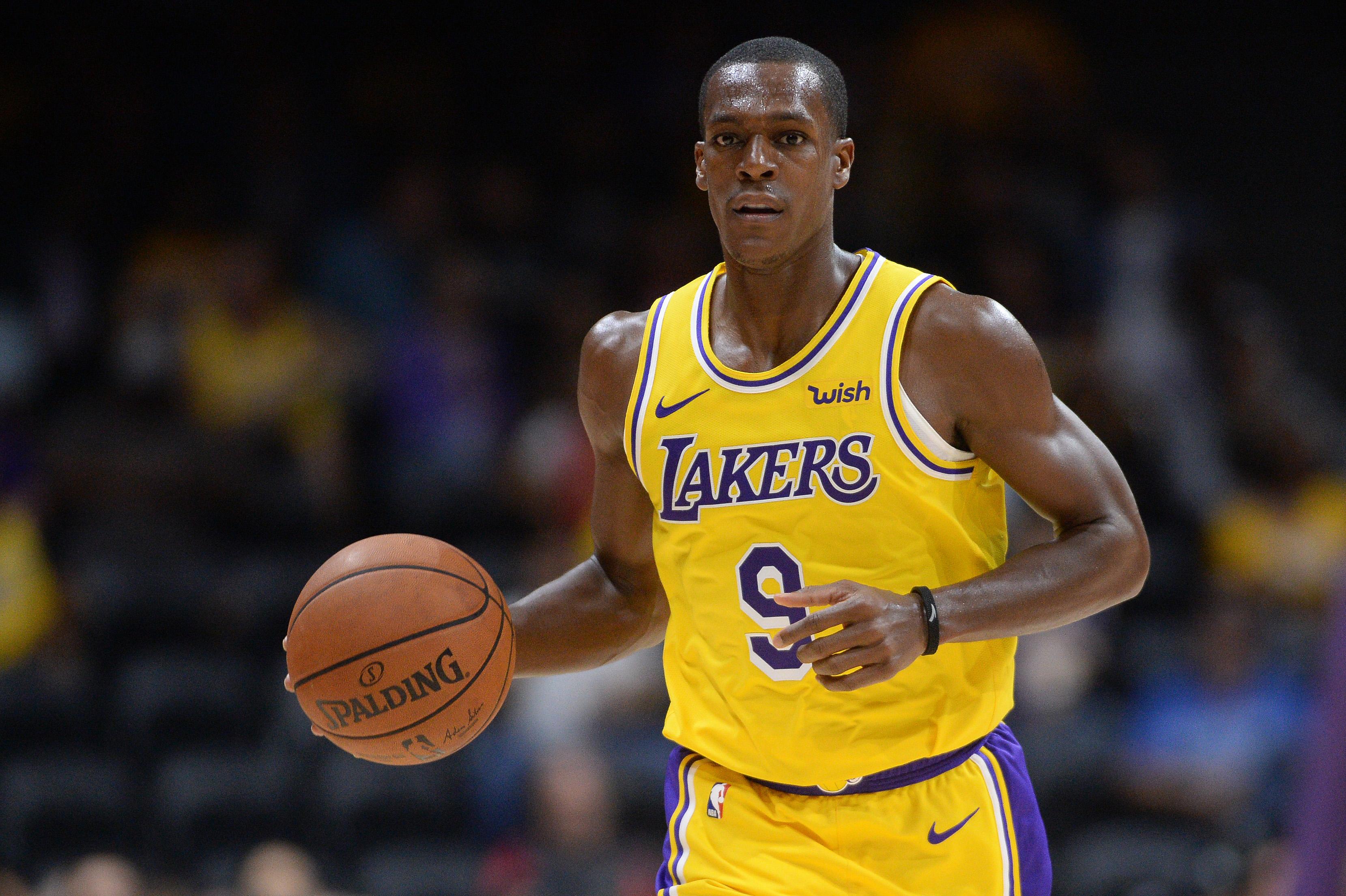 Rajon Rondo voices high praise toward Lakers