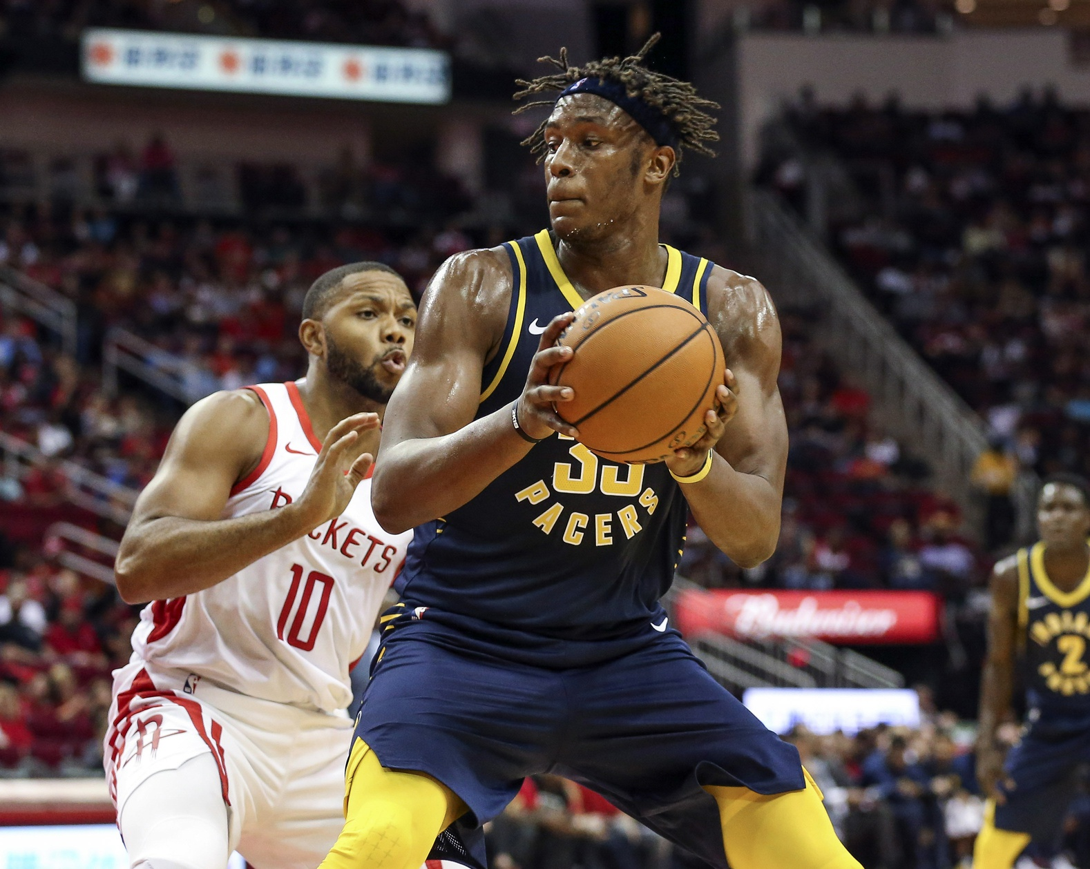 Indiana Pacers: Myles Turner is the X-Factor