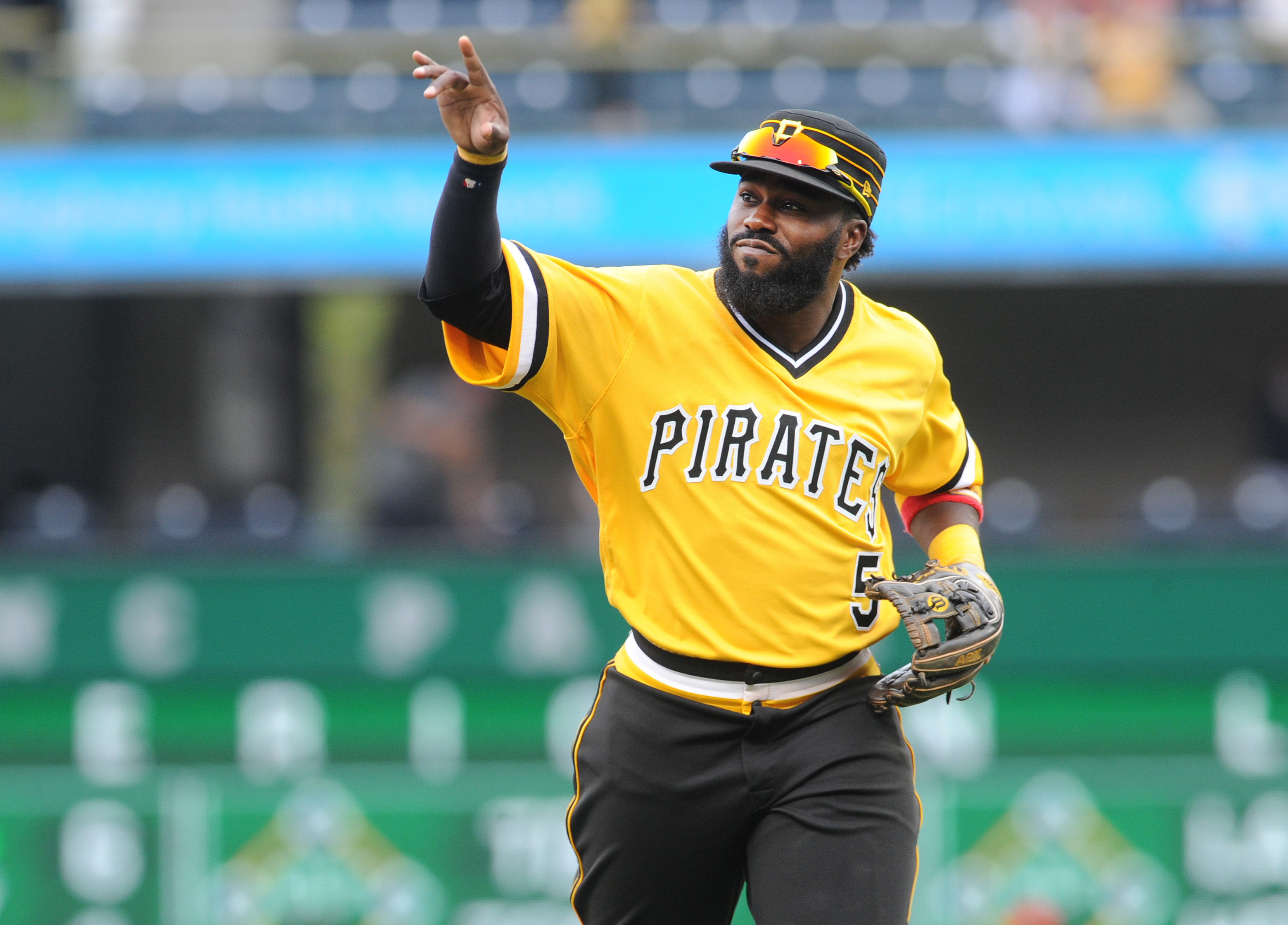 Pittsburgh Pirates 2018 Report Card- Josh Harrison