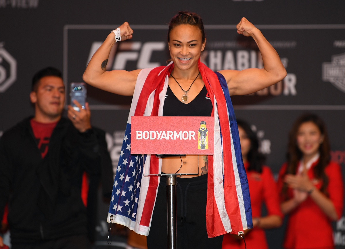 Michelle Waterson Career Earnings