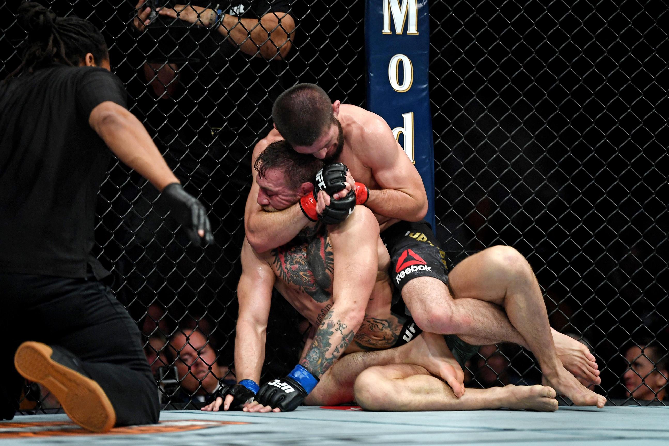 UFC 229 Breaks PPV Sales Records
