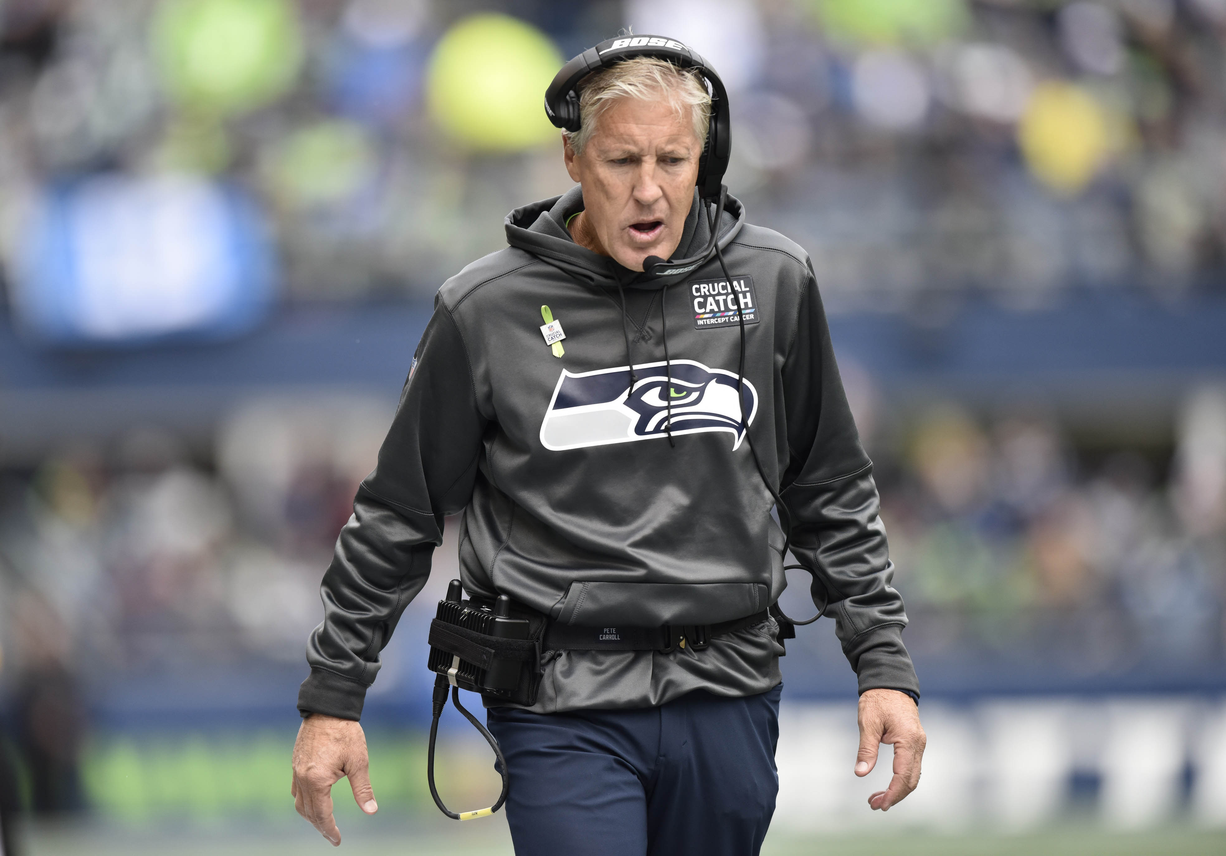 Does Pete Carroll Not Show His Players Enough Respect