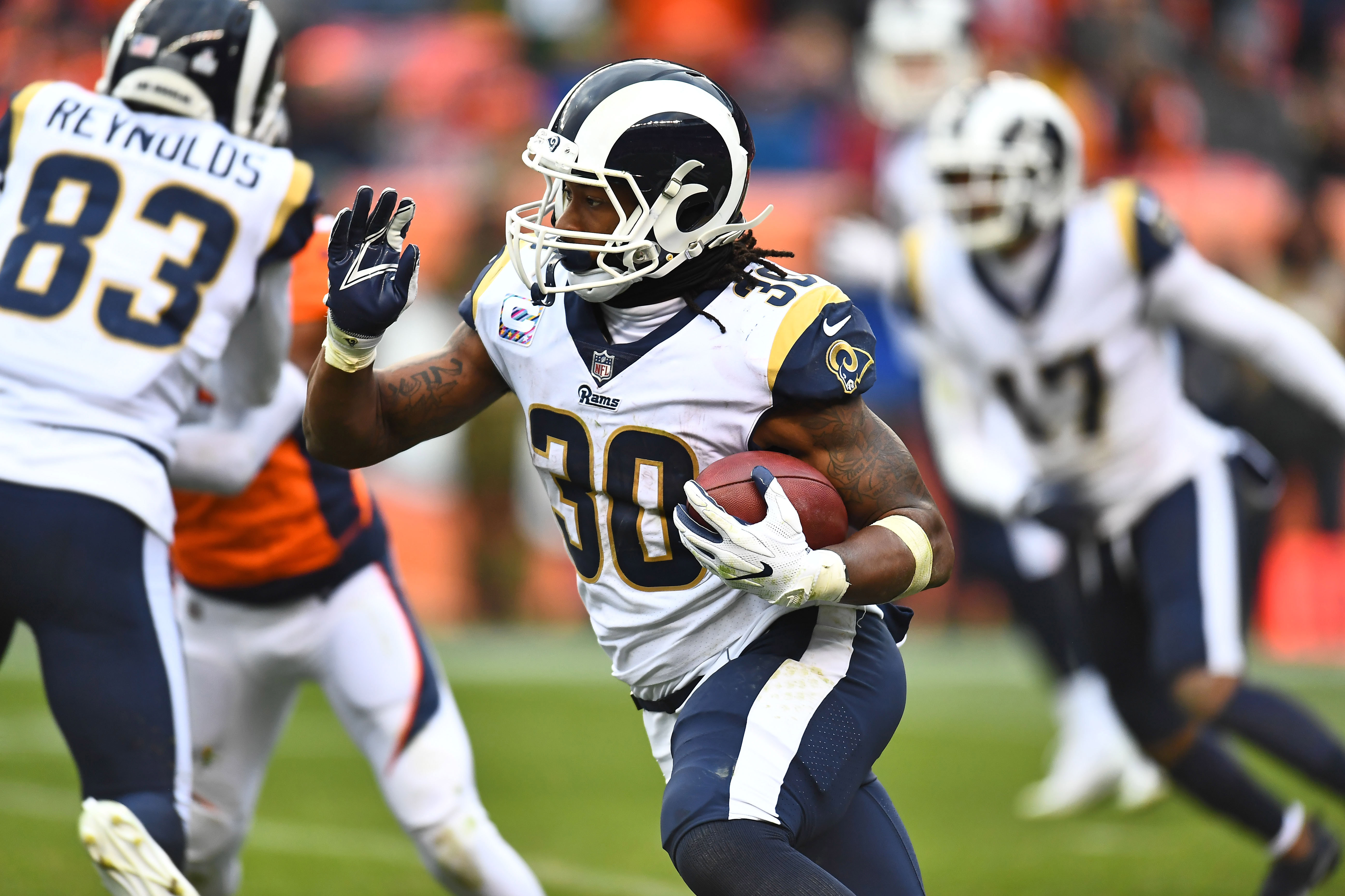 Is Todd Gurley a legitimate MVP Award candidate?