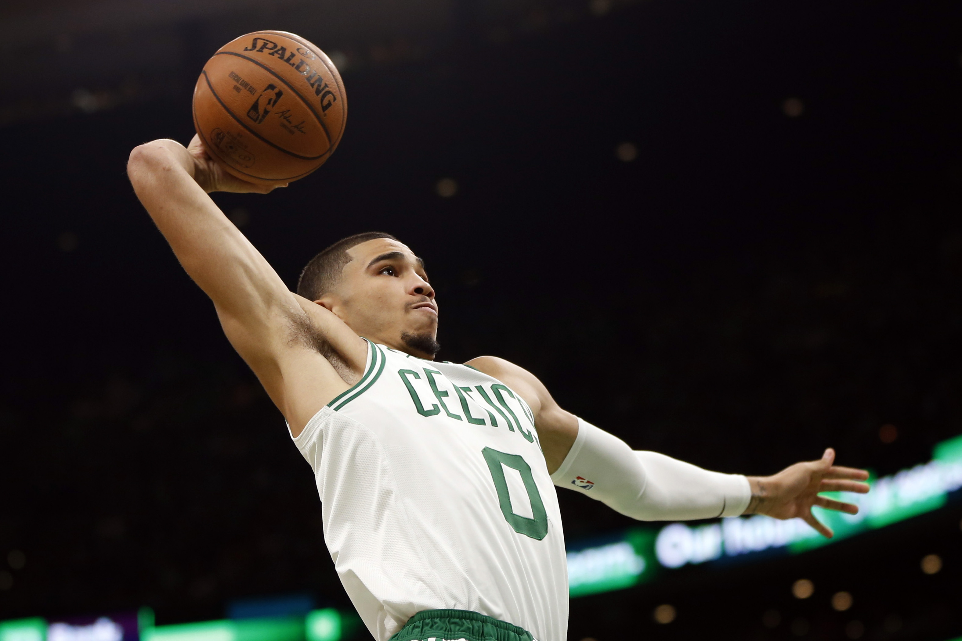 Boston Celtics' 2018-19 season still about development